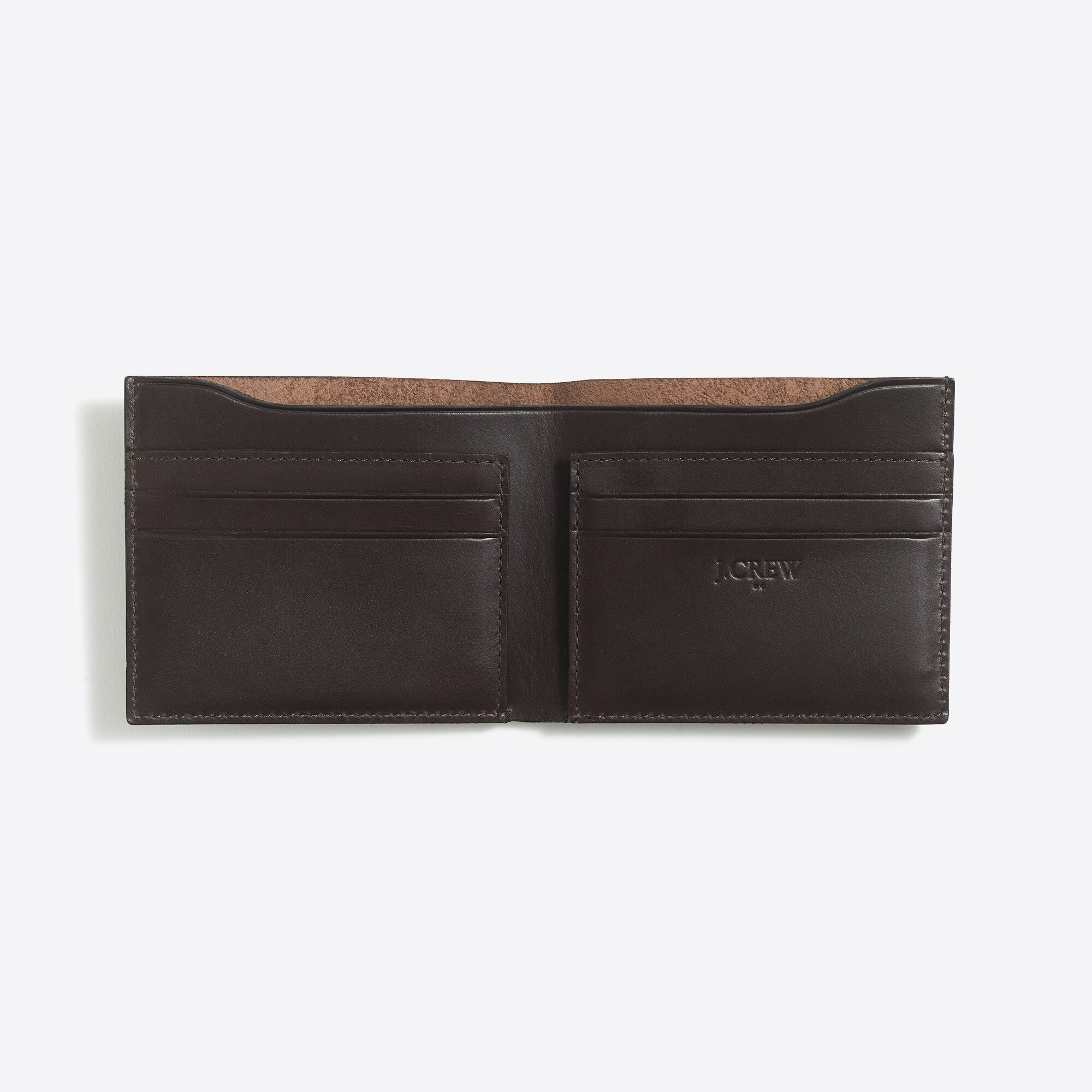 Image 2 for Leather billfold wallet