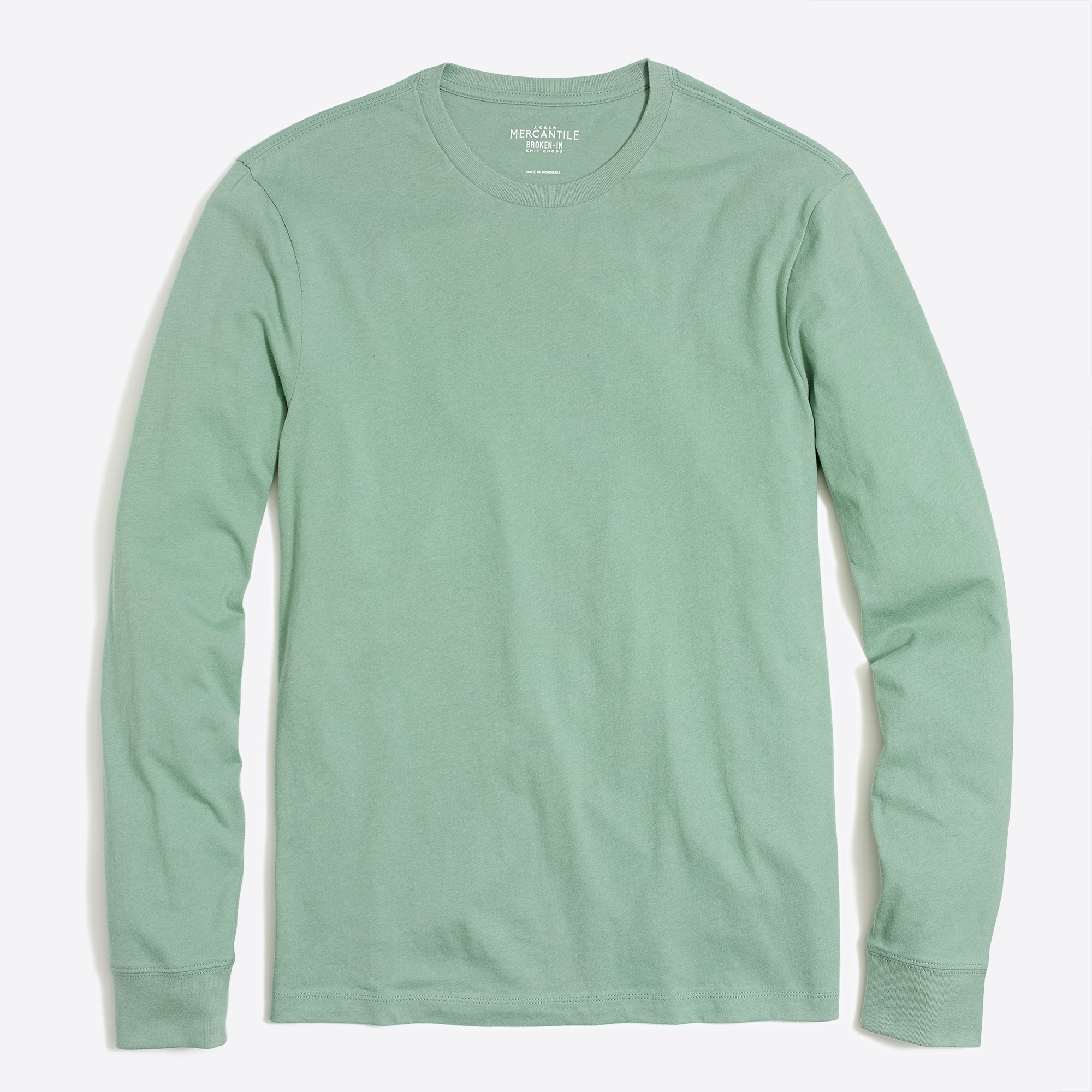 J. Crew Mercantile Long-sleeve T-shirt