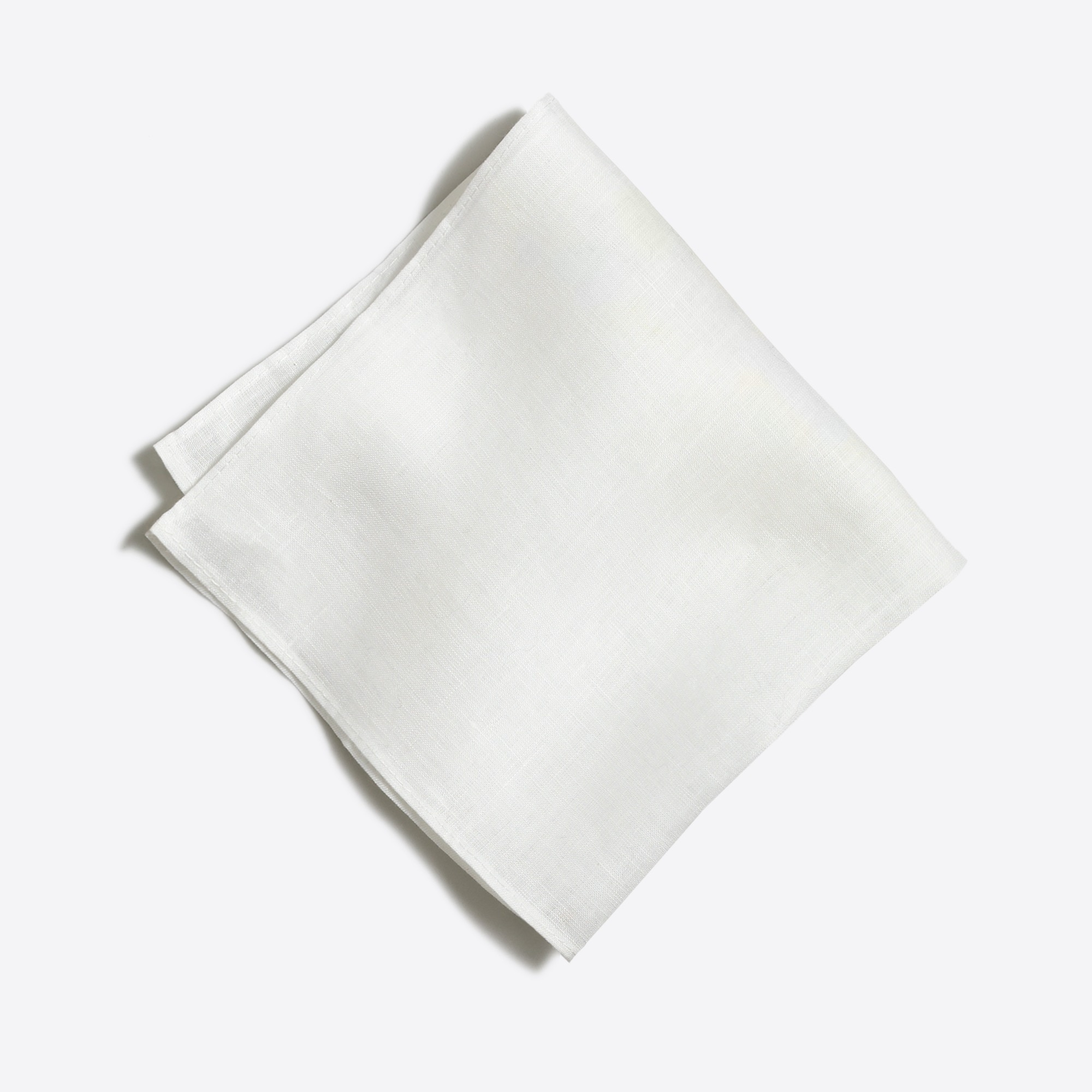 linen pocket square : factorymen suiting extras