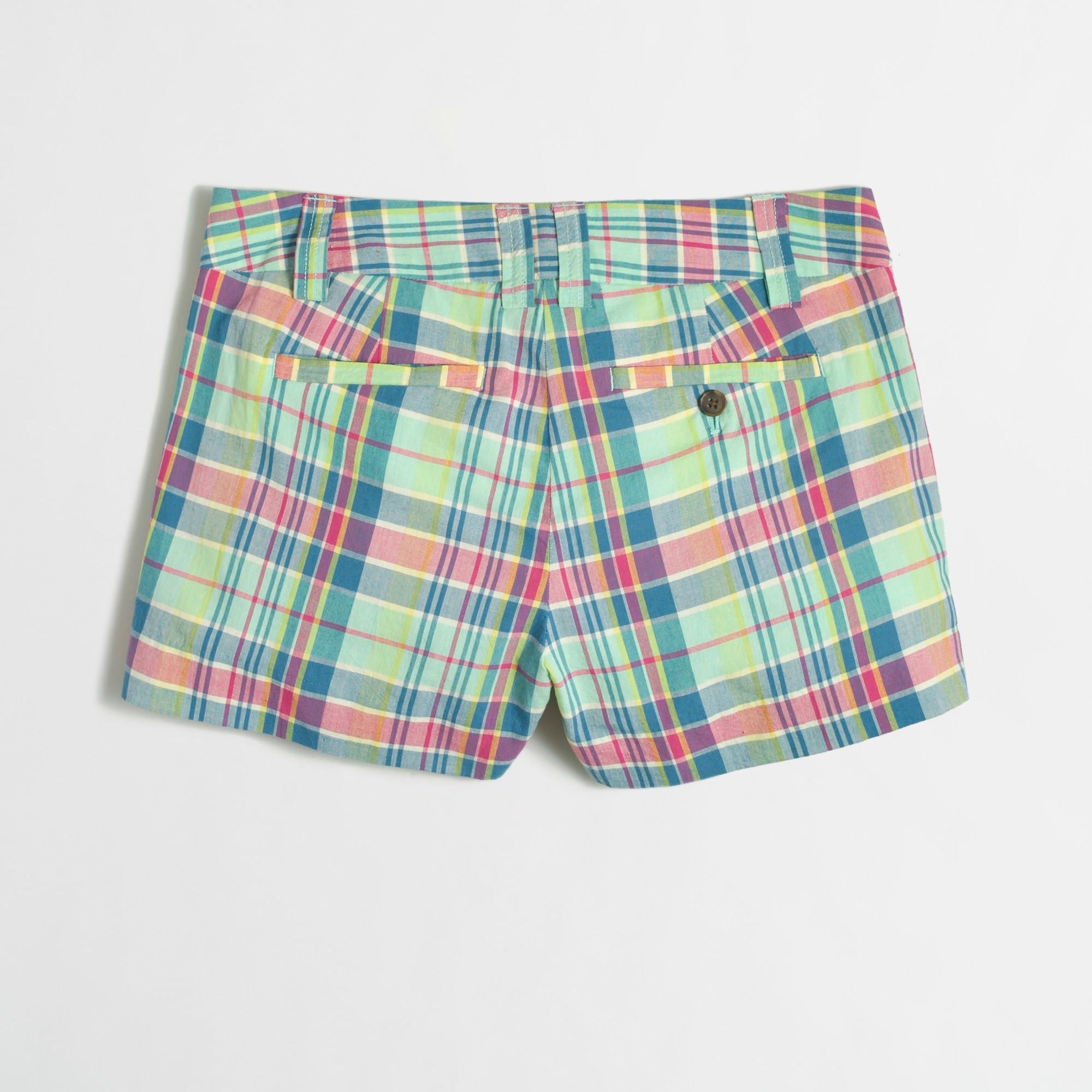 Image 1 for Factory summer plaid short