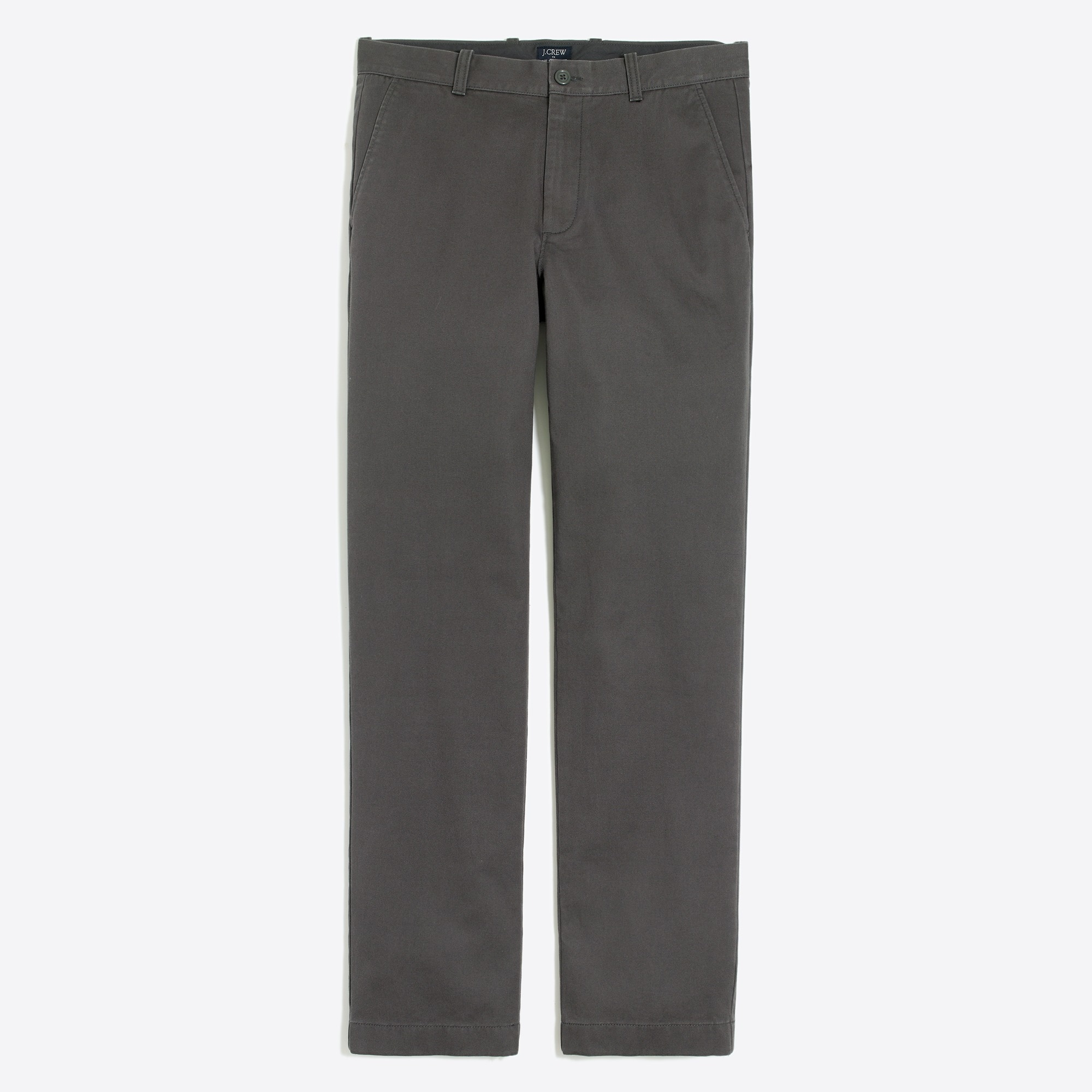 Bleecker athletic-fit broken-in chino