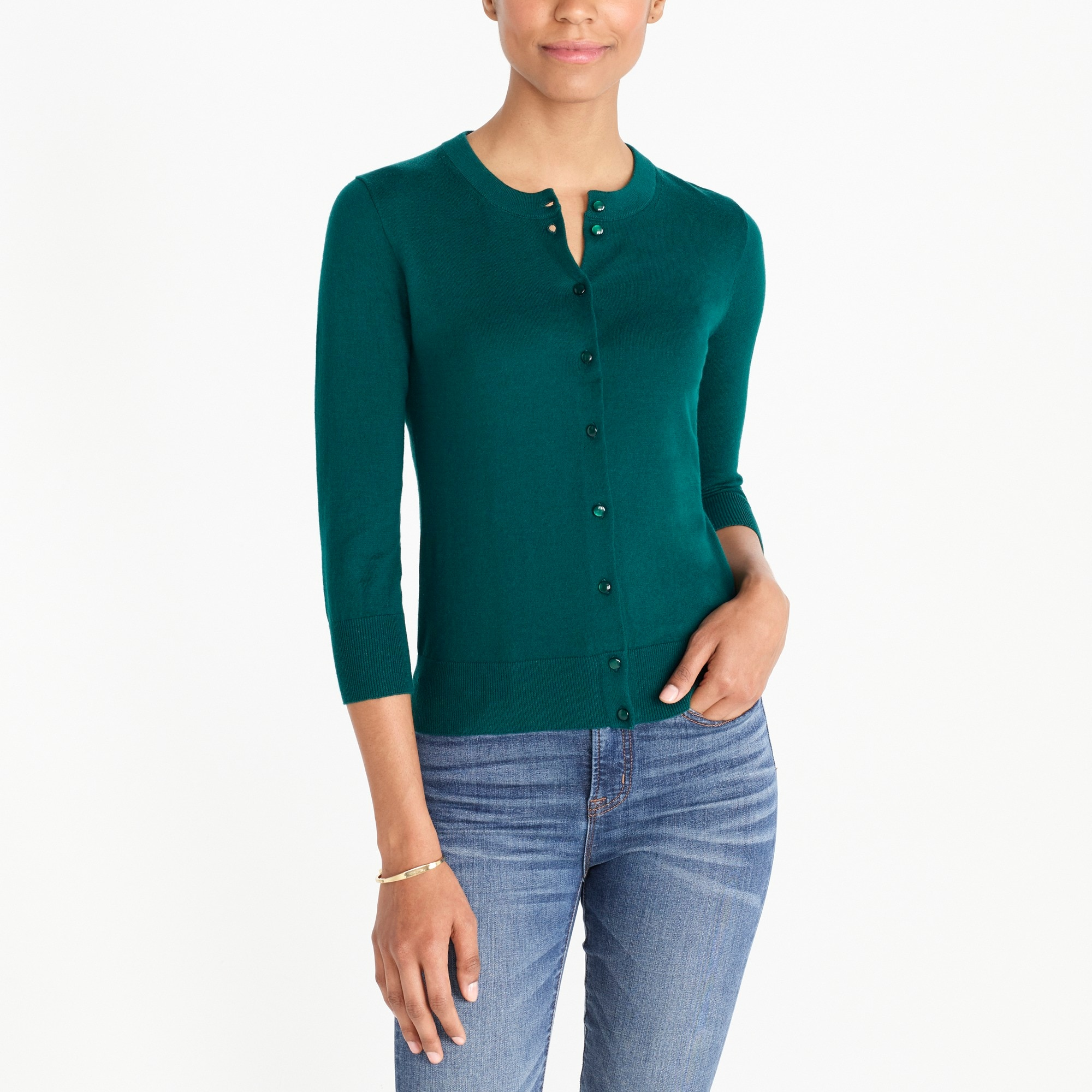 factory womens Clare cardigan sweater