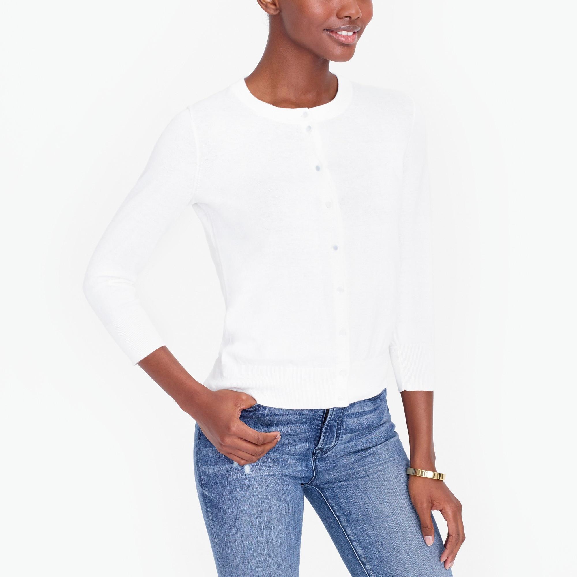 clare cardigan sweater - women's sweaters