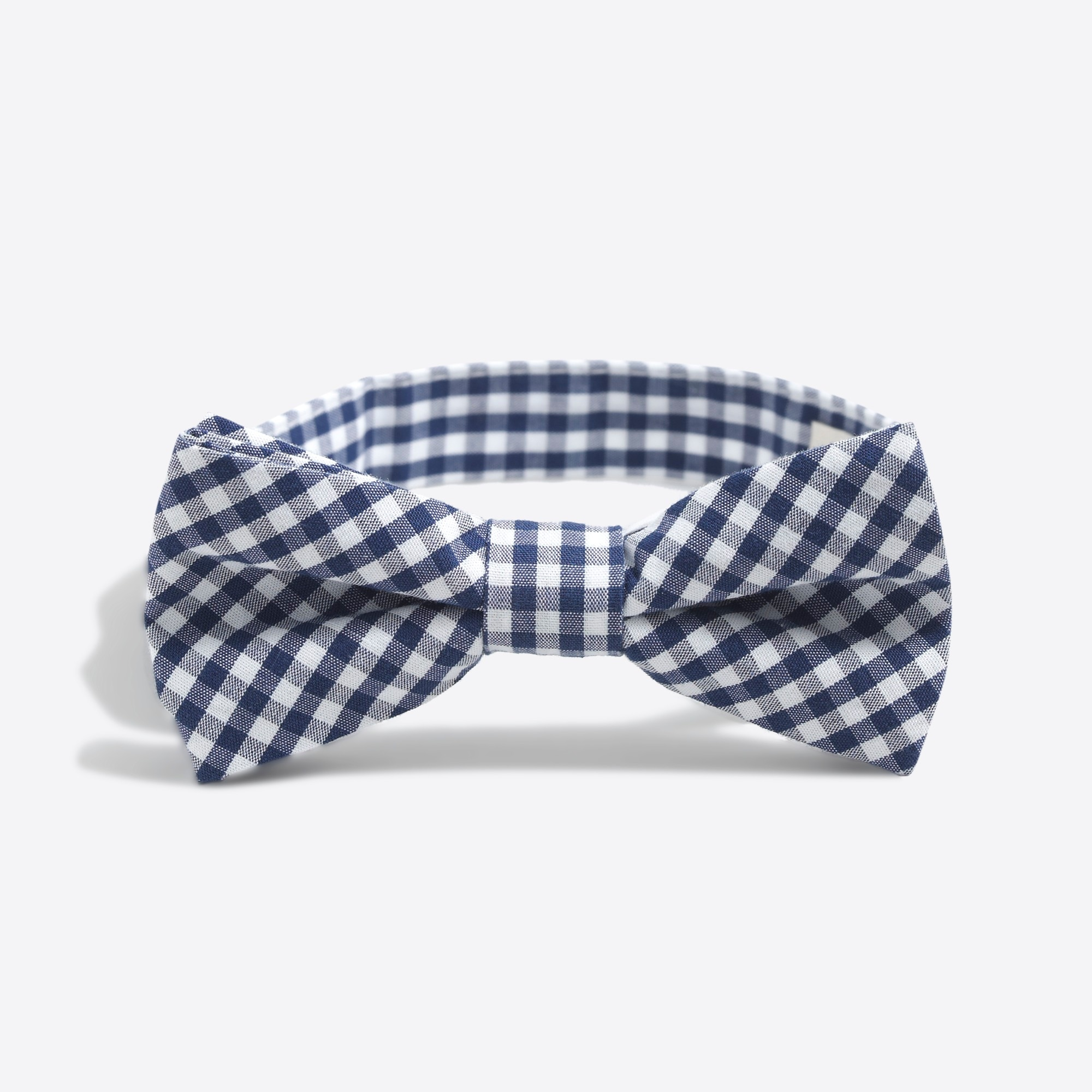 Image 1 for Boys' patterned bow tie