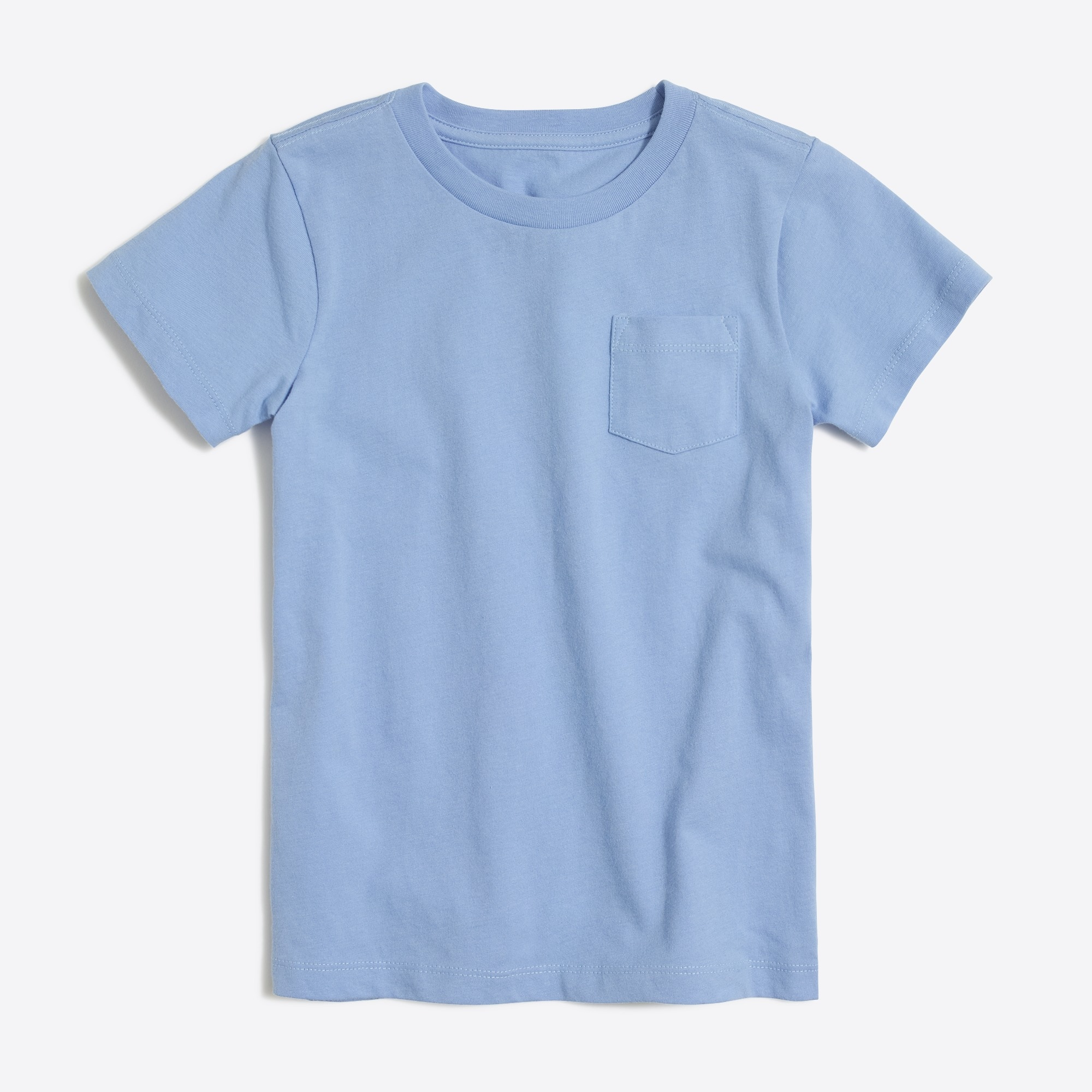 factory girls Kids' short-sleeve jersey pocket T-shirt