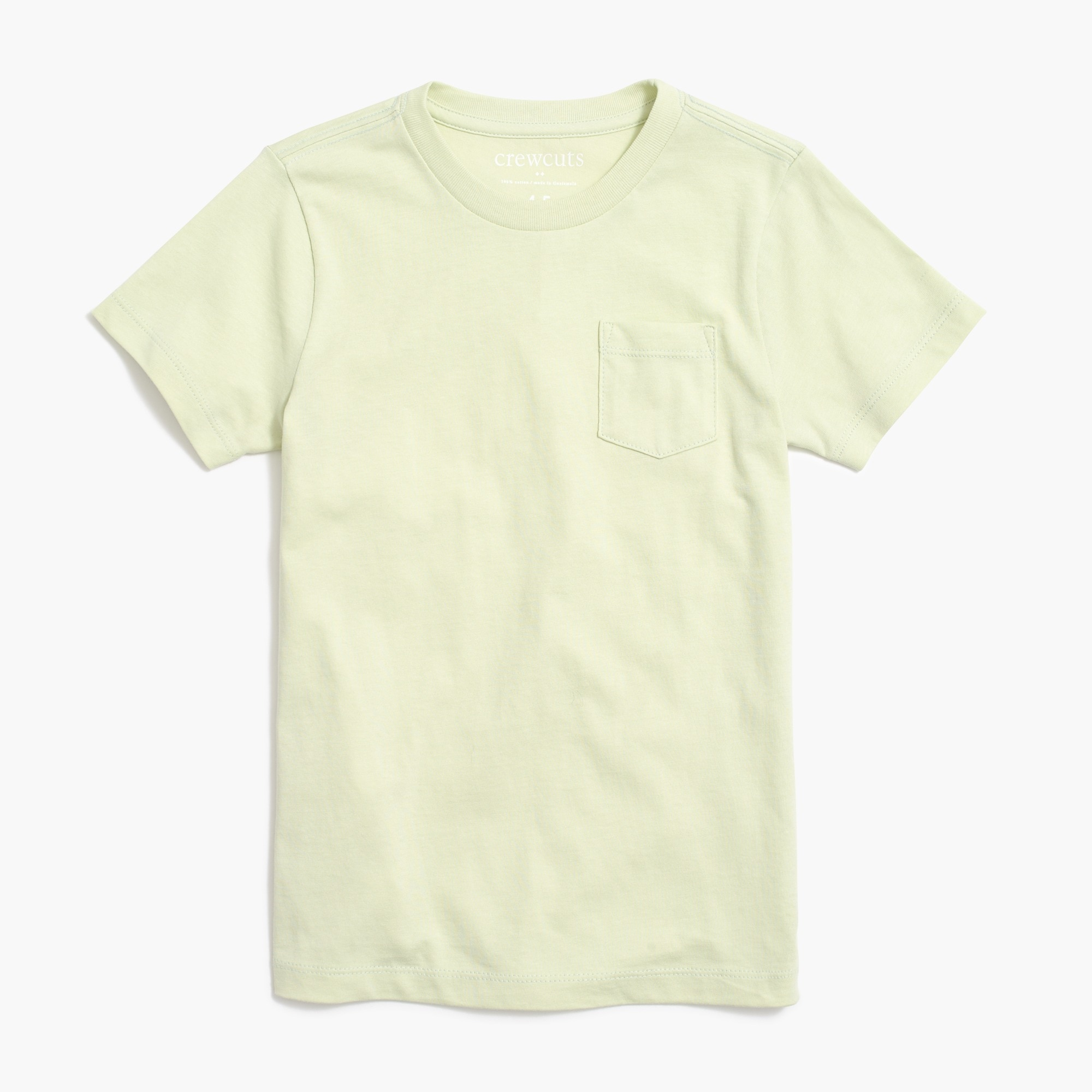factory boys Kids' short-sleeve jersey pocket T-shirt