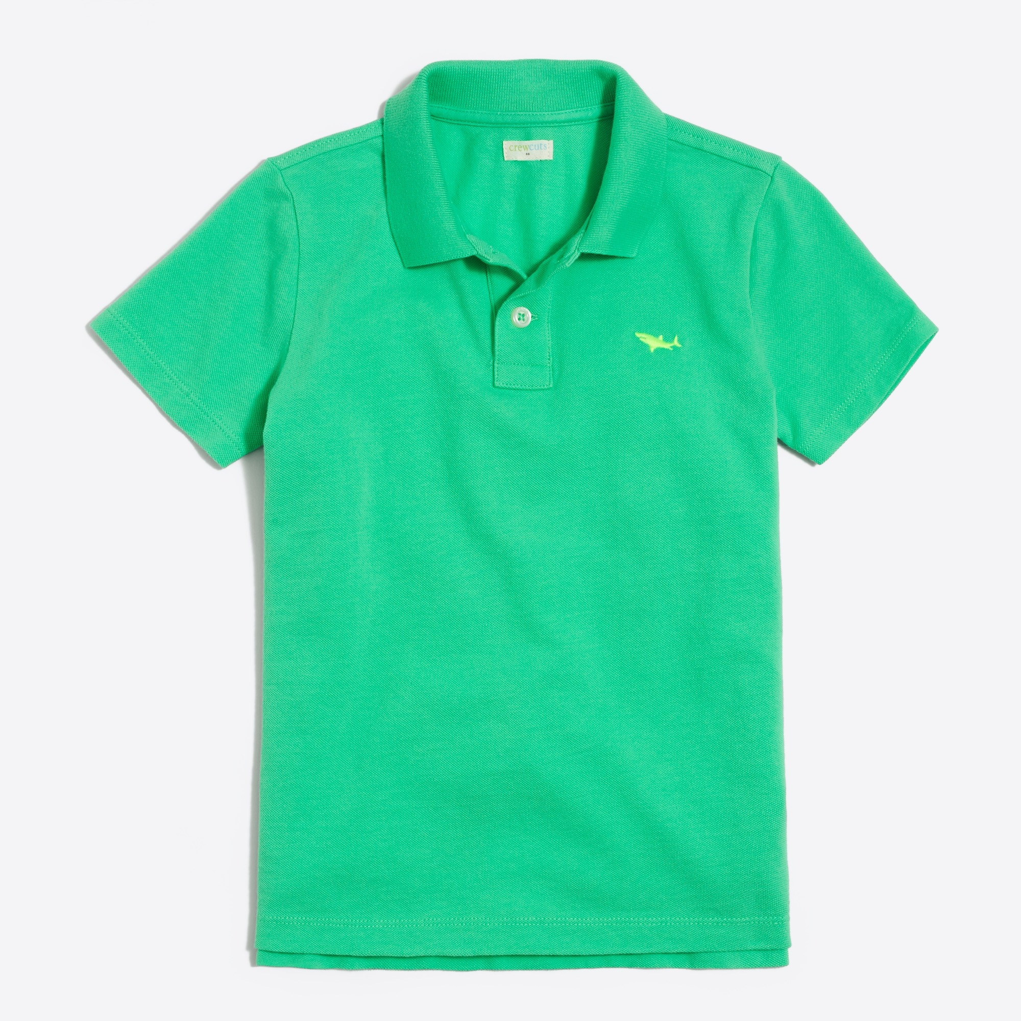 Boys' critter piqué polo shirt factoryboys knits & t-shirts c