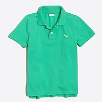 Image 2 for Boys' critter piqué polo shirt