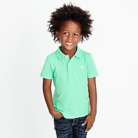 Image 1 for Boys' critter piqué polo shirt