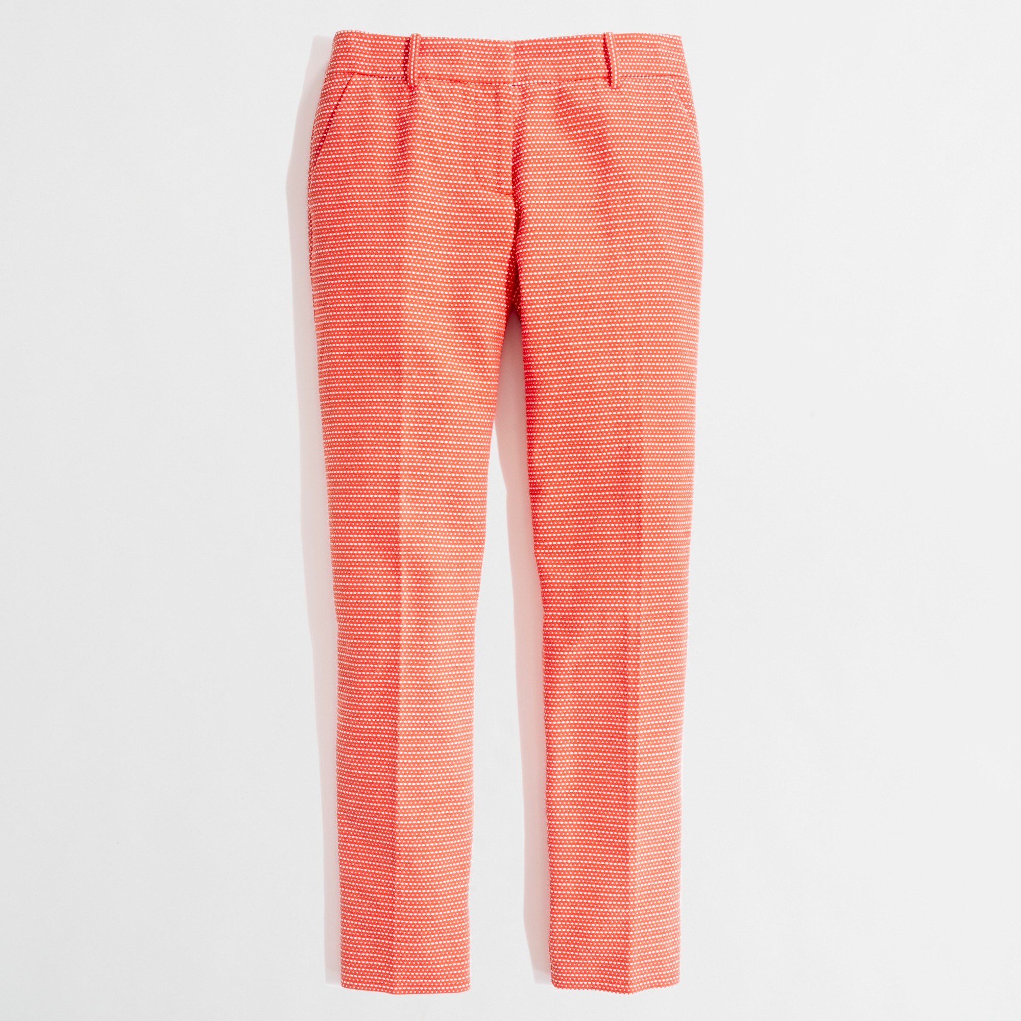 Factory skimmer pant in dot-dot-dash