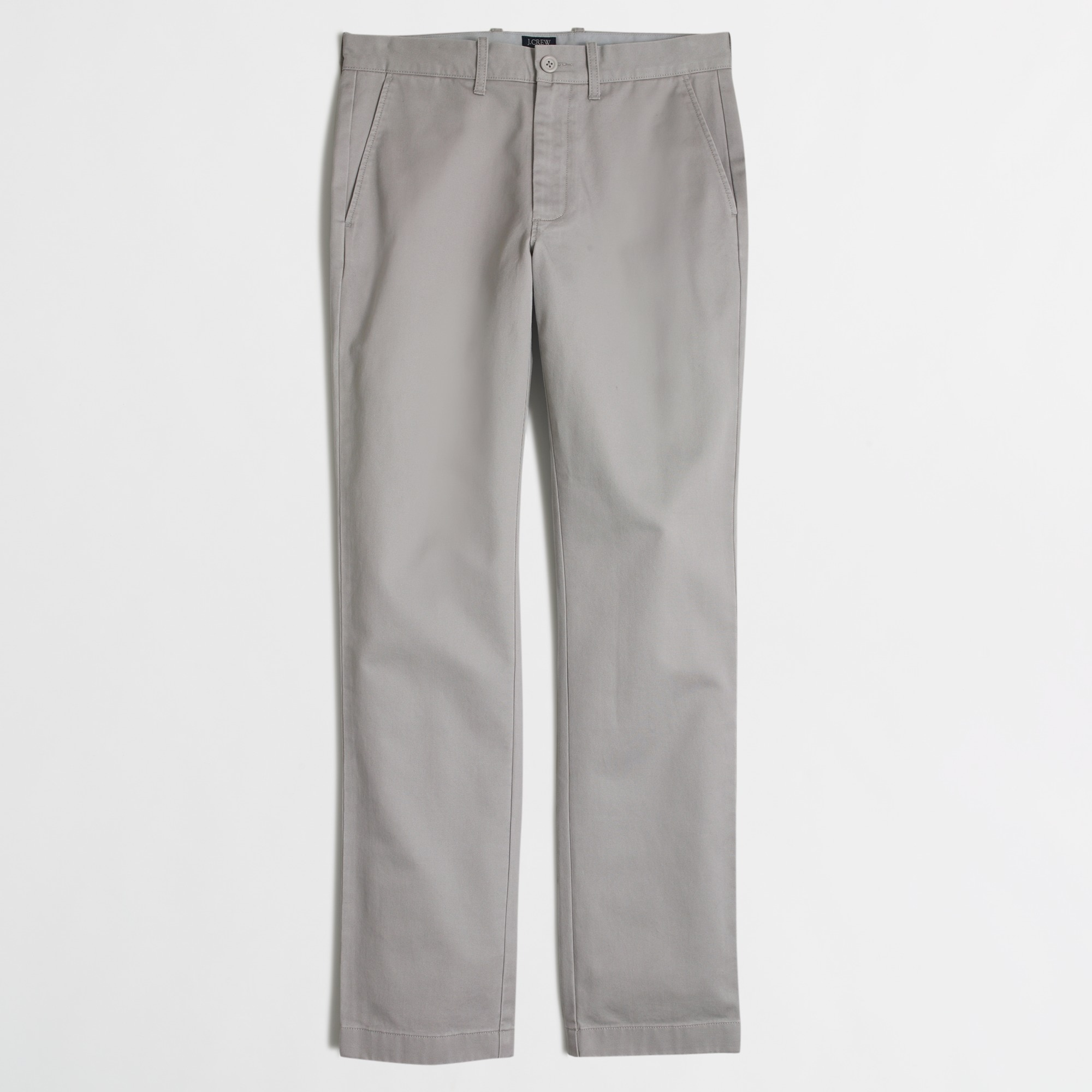 Image 5 for Straight-fit broken-in chino