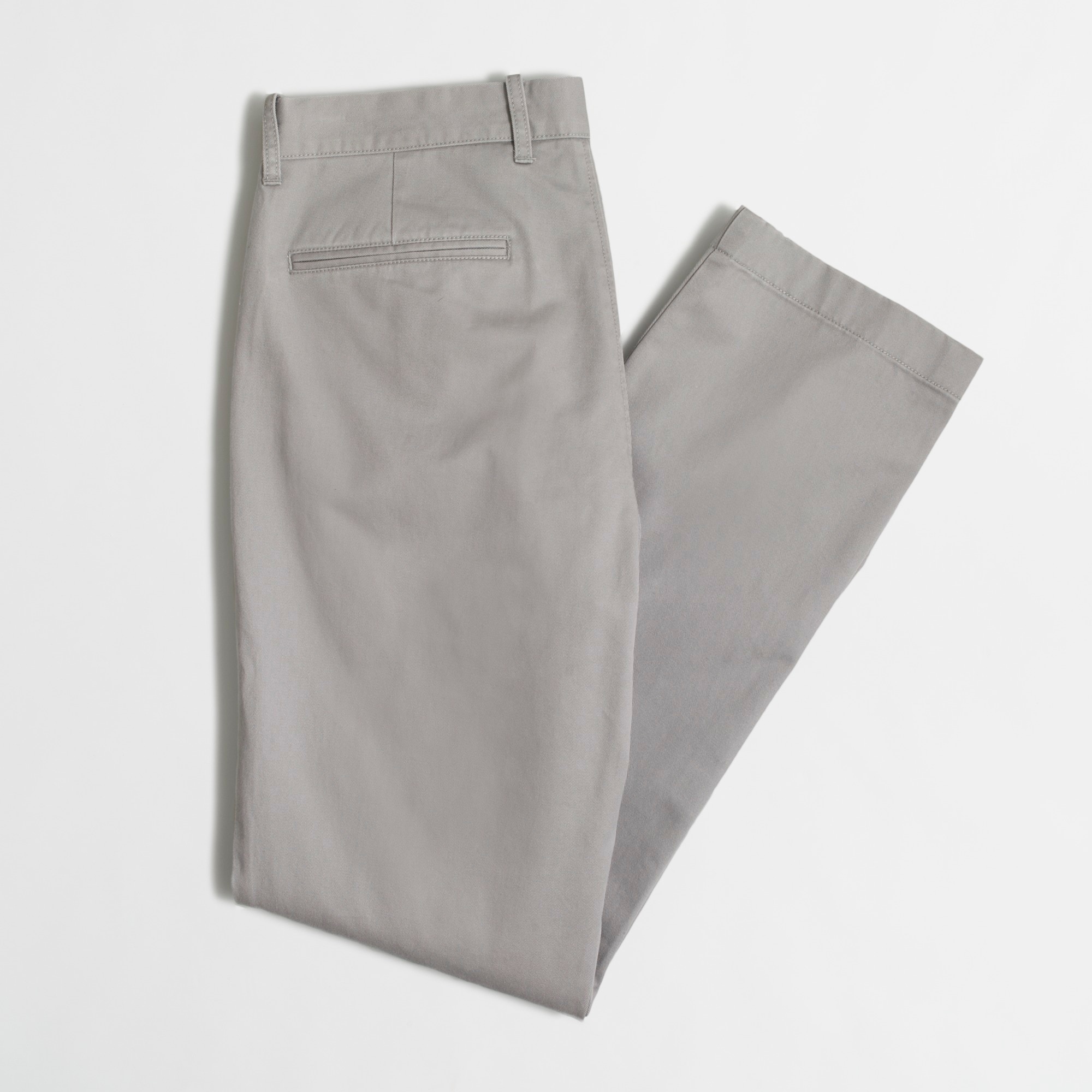 Image 4 for Straight-fit broken-in chino