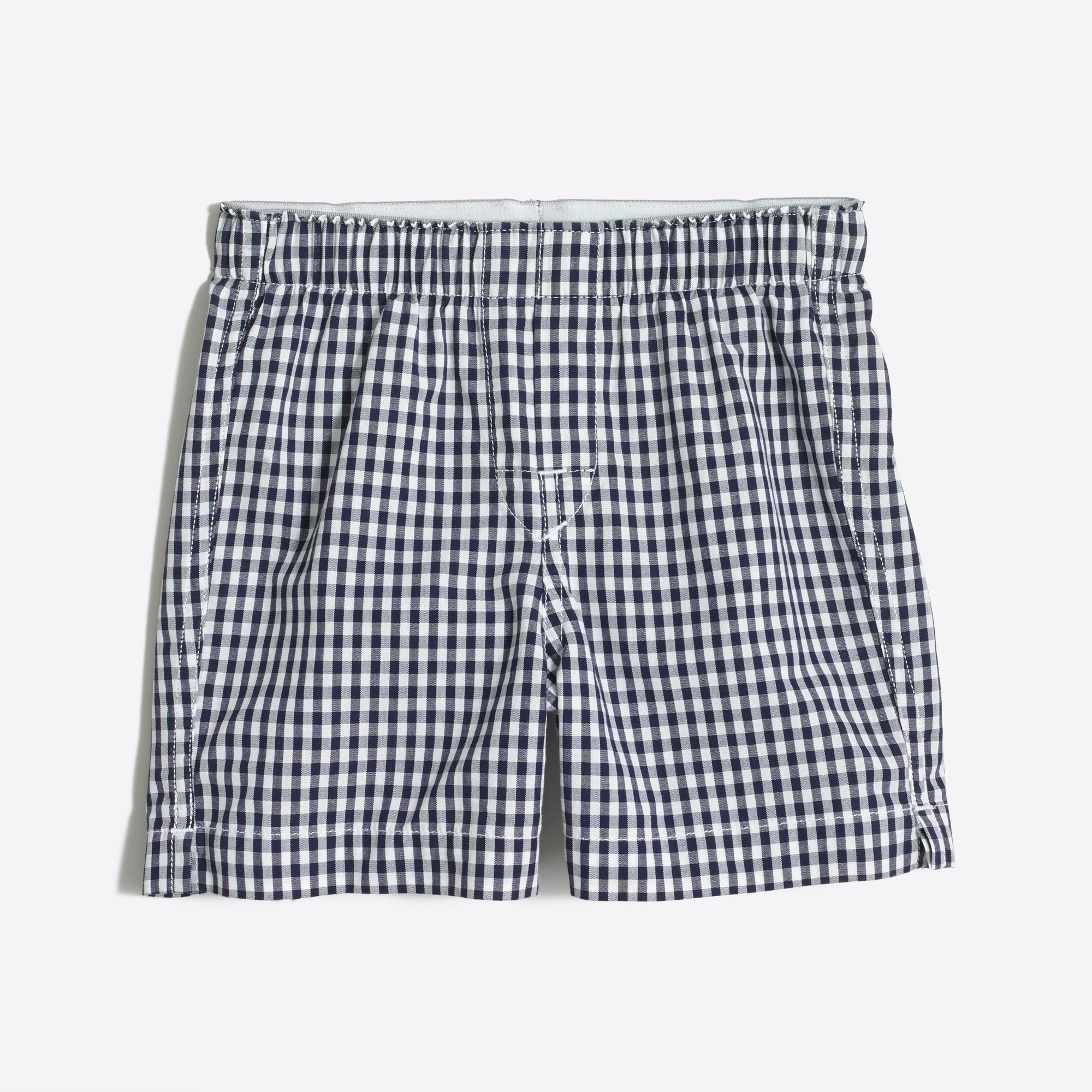 boys' yarn-dyed boxers - boys' pajamas & underwear
