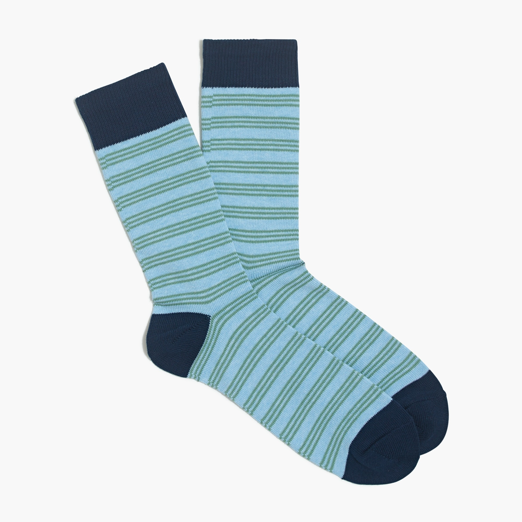 Image 1 for Triple narrow-striped socks