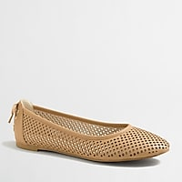 Image 1 for Factory cutout ballet flats