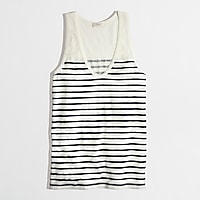 Image 1 for Factory stripe layering tank