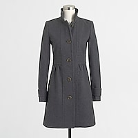 Image 1 for Factory skirted dress coat