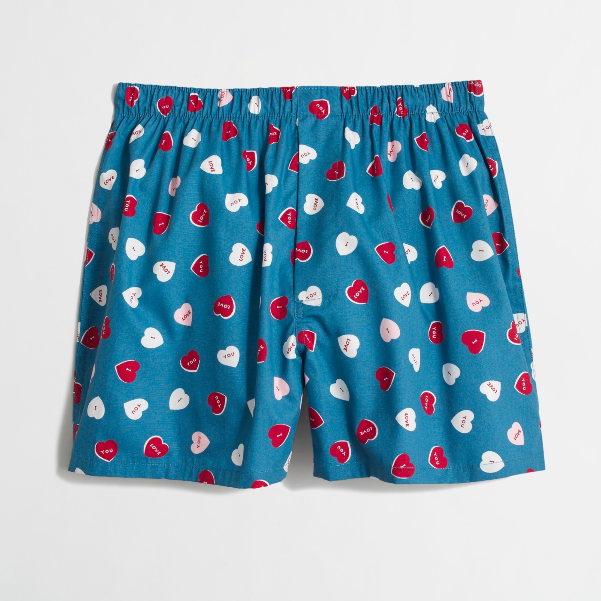 i love you hearts boxers : factorymen boxers