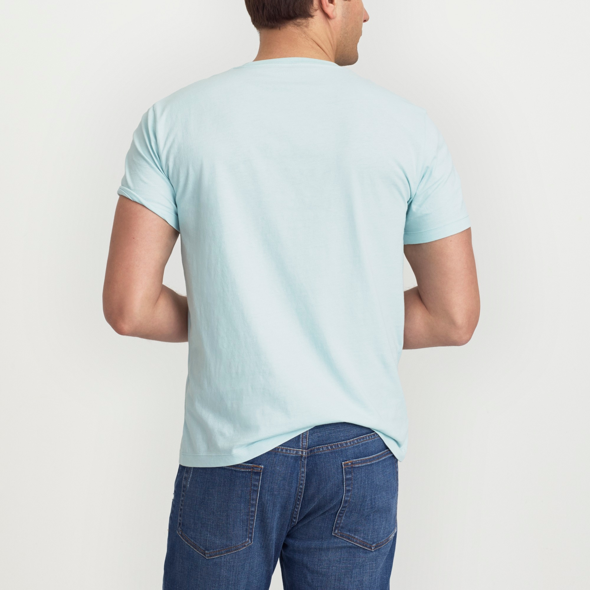 Image 3 for J.Crew Mercantile slim Broken-in T-shirt
