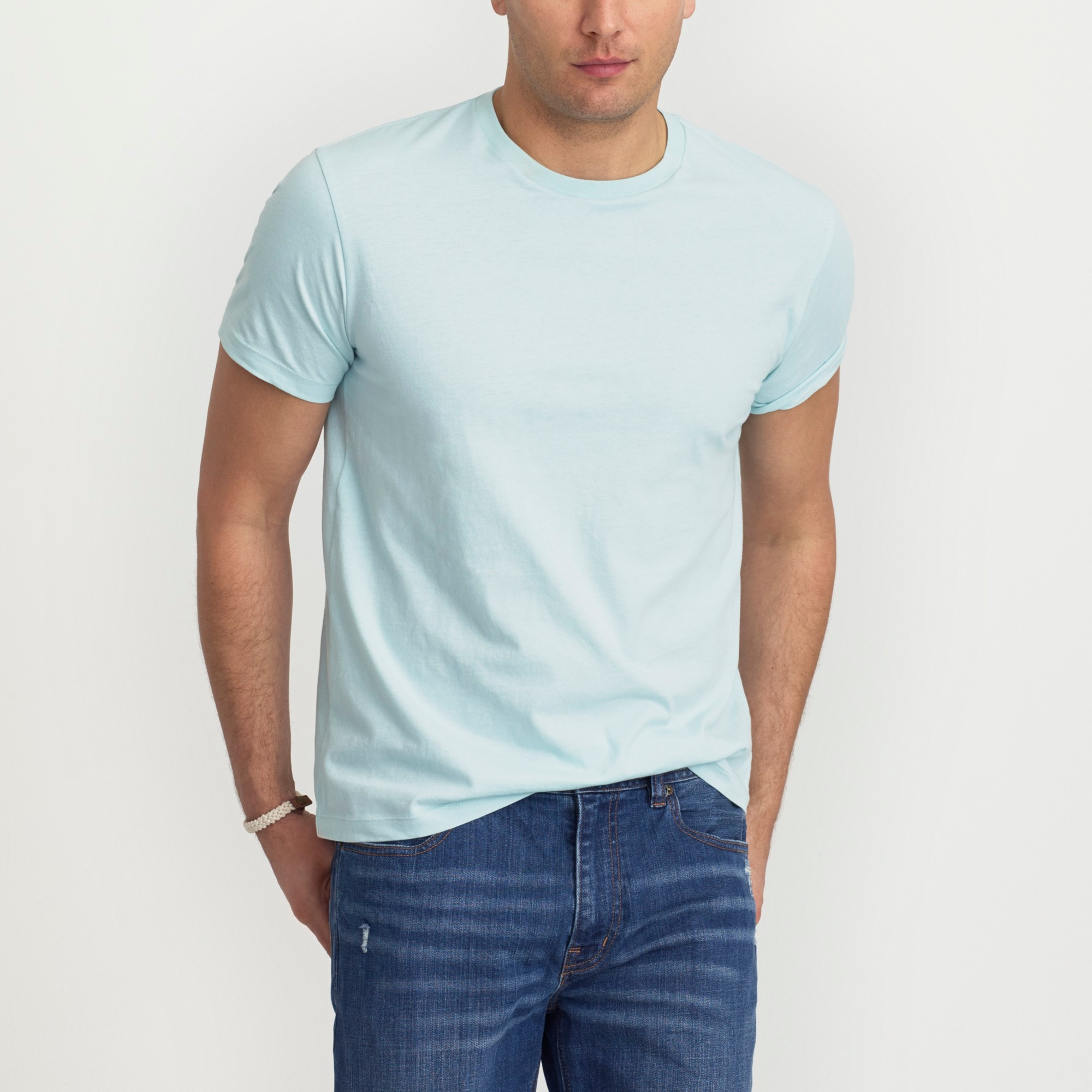 Image 1 for J.Crew Mercantile slim Broken-in T-shirt