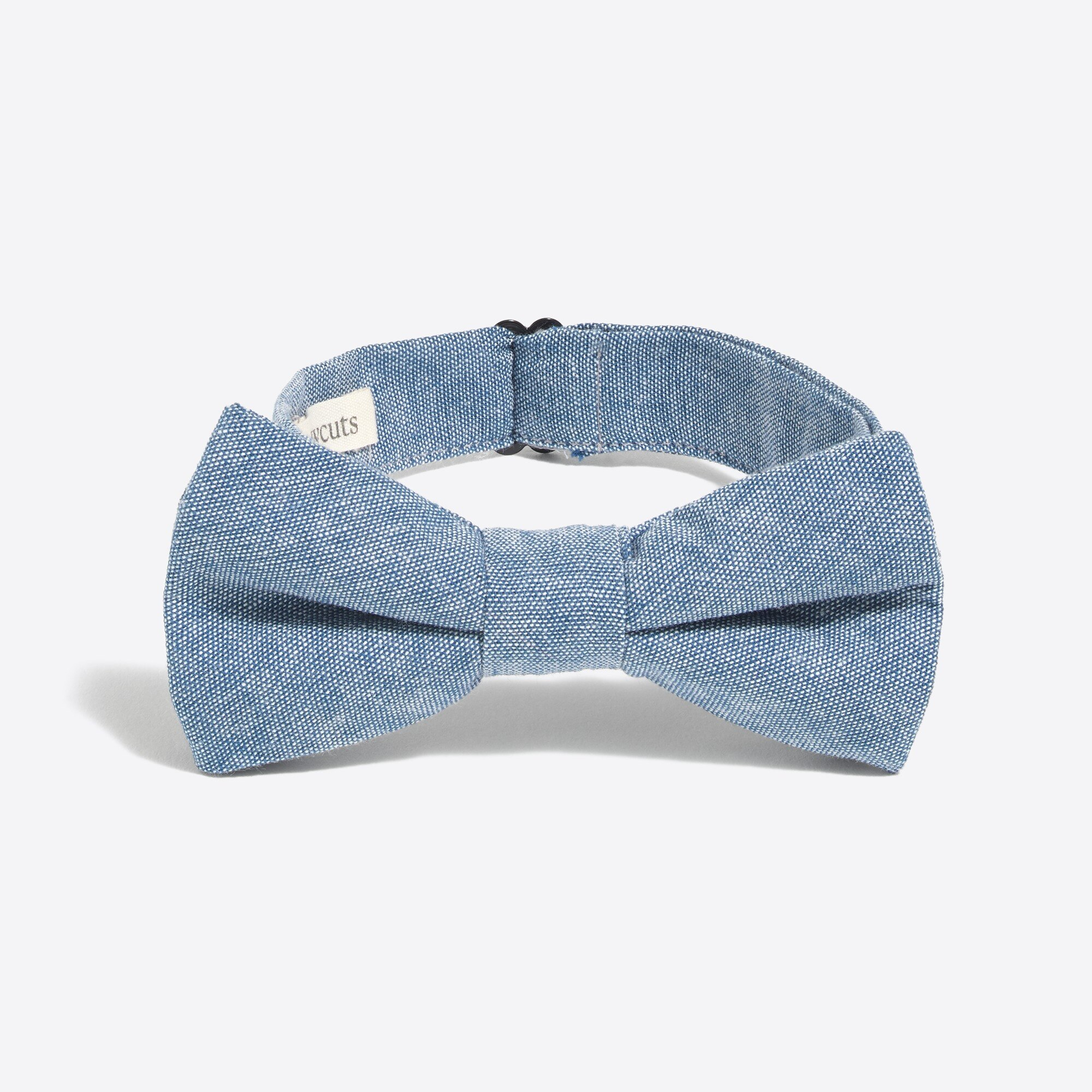 factory boys Boys' chambray bow tie