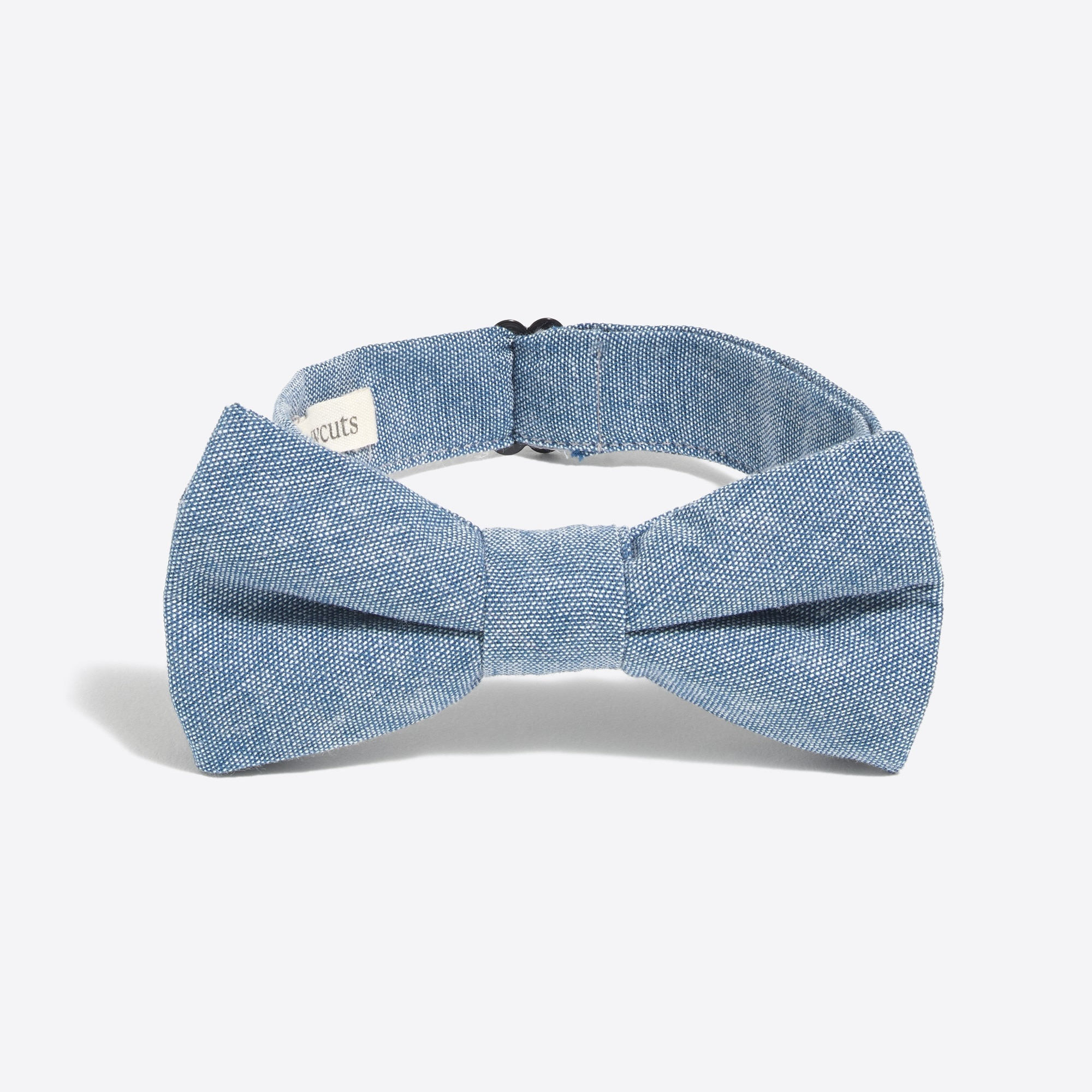 Boys' chambray bow tie factoryboys ties & accessories c