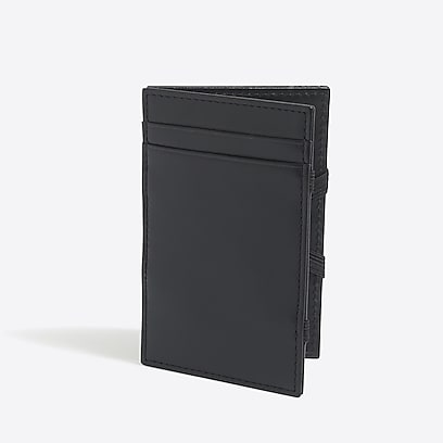 factory mens Leather magic wallet