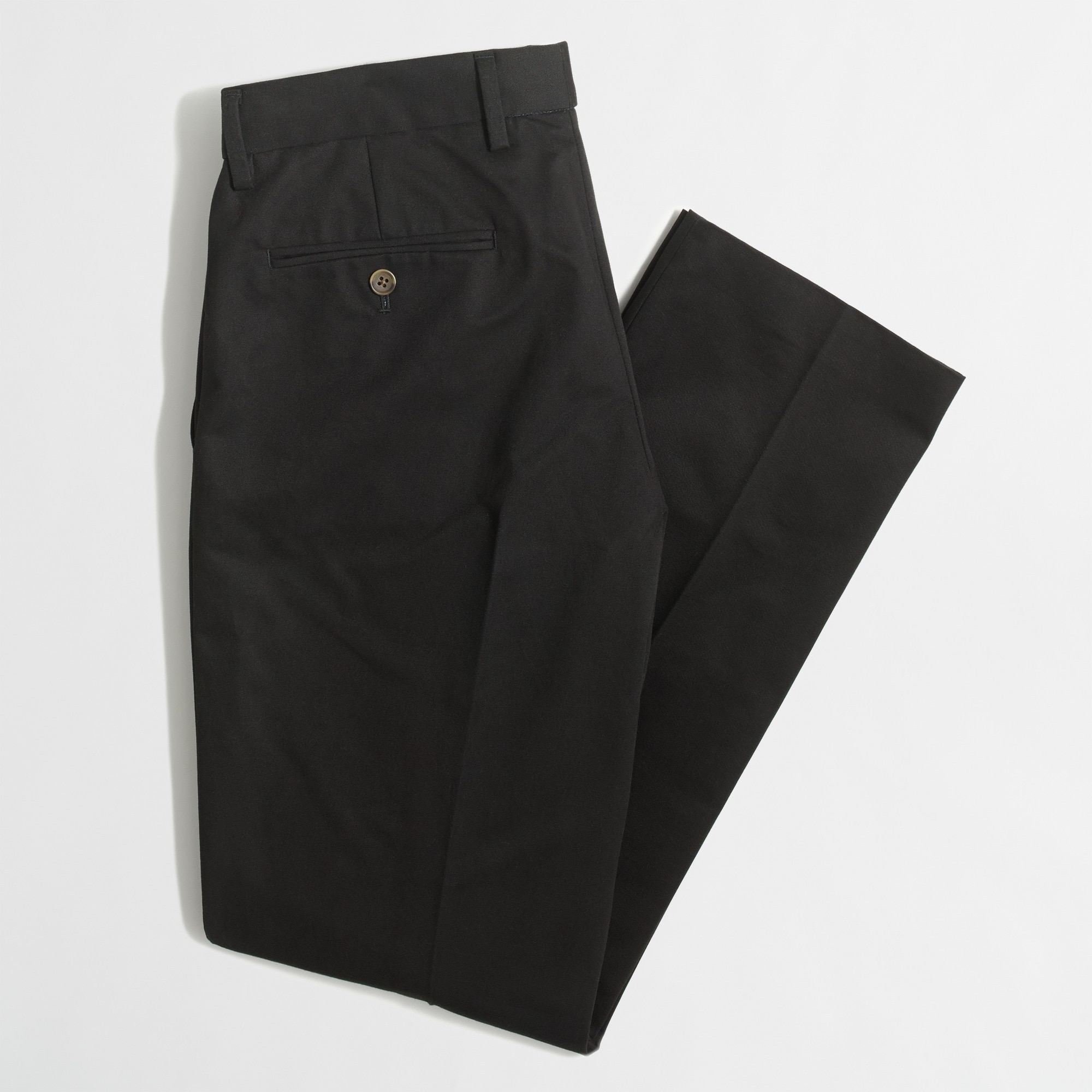 Slim Bedford dress pant