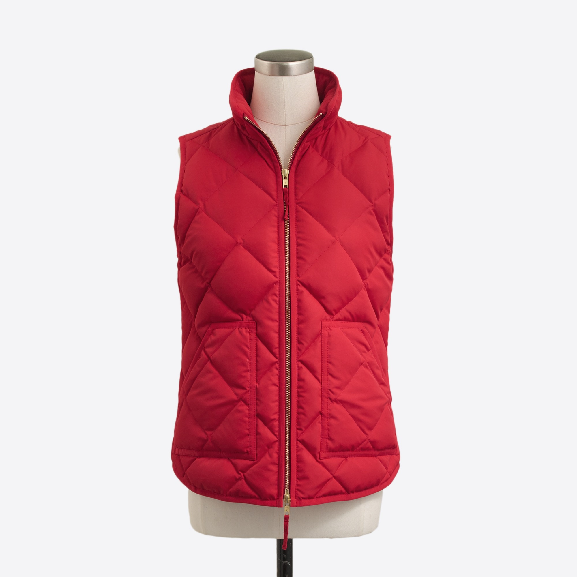 Image 3 for Quilted puffer vest