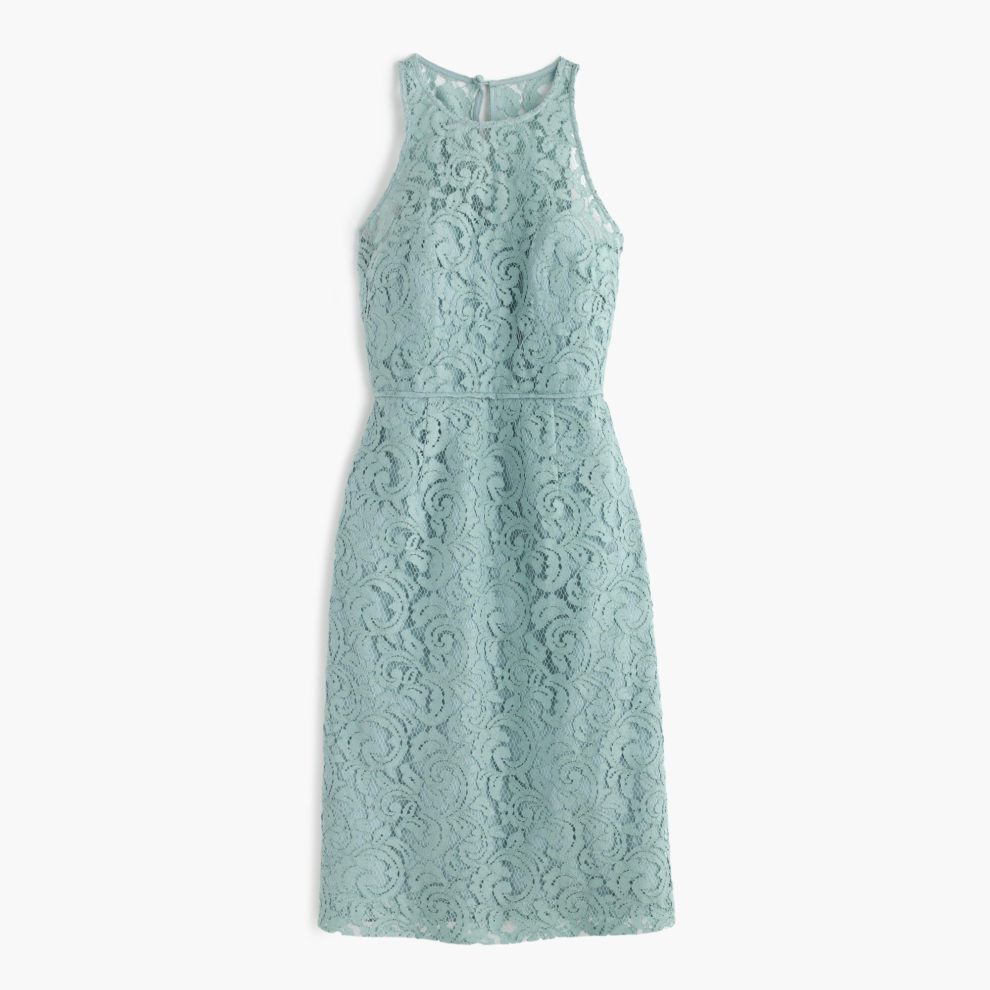 Image 2 for Pamela dress in Leavers lace