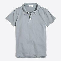 Image 1 for Boys' jersey polo shirt