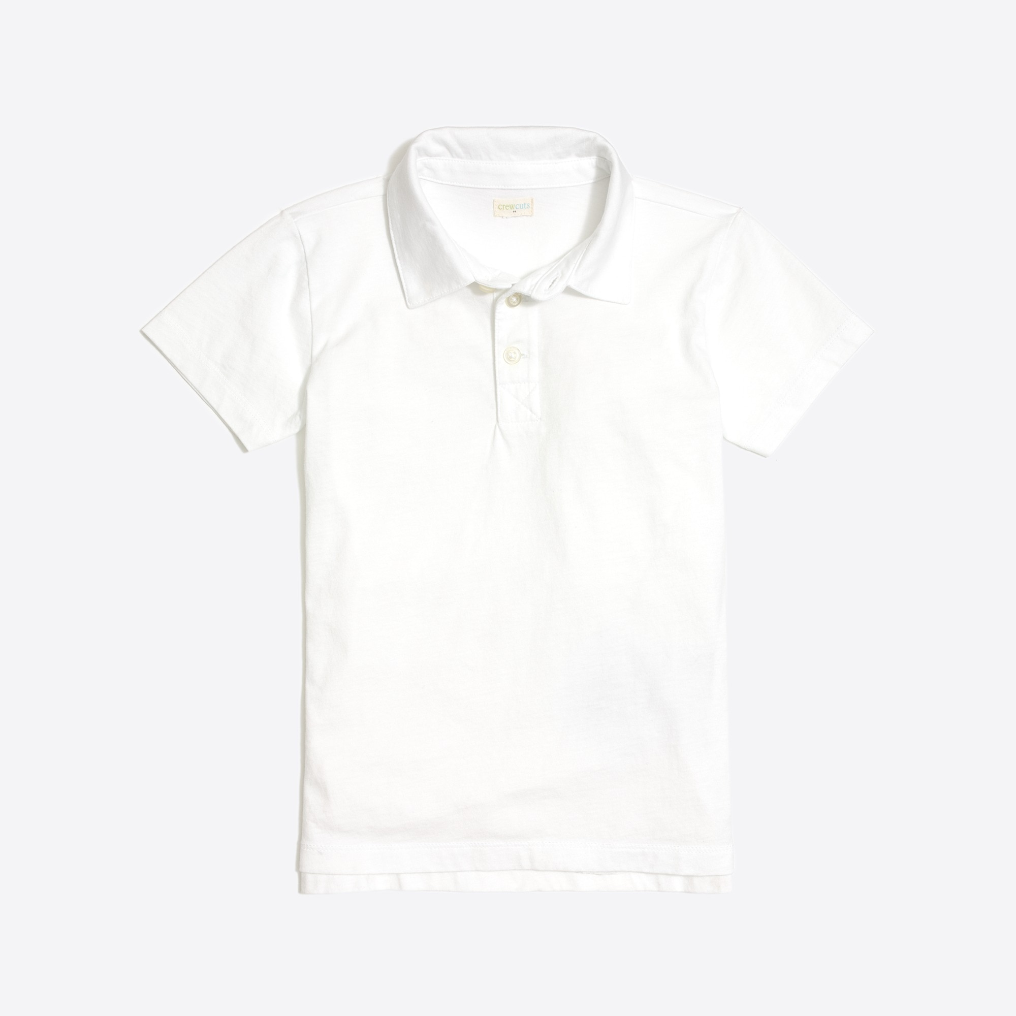 Boys' jersey polo shirt factoryboys online exclusives c