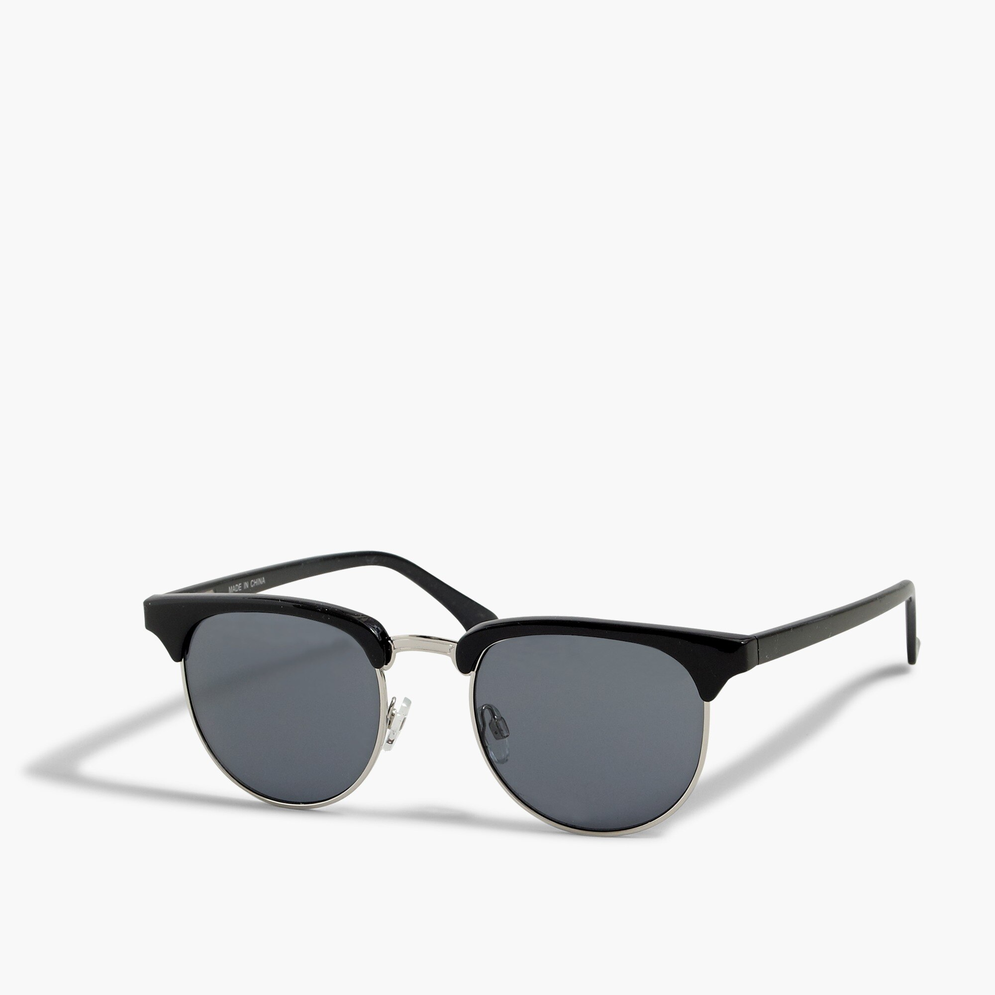 retro frame sunglasses : factorymen sunglasses