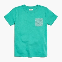 Image 1 for Boys' contrast-pocket t-shirt