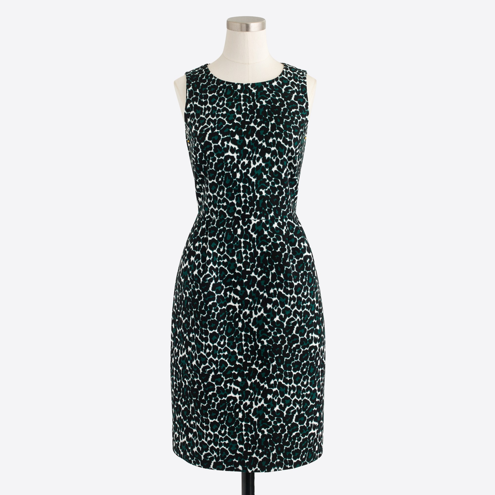 printed textured cotton dress : factorywomen party