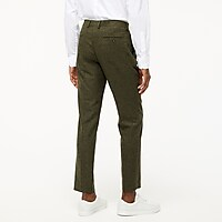 Slim-fit Thompson suit pant in Donegal wool