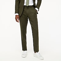 Image 1 for Slim-fit Thompson suit pant in Donegal wool