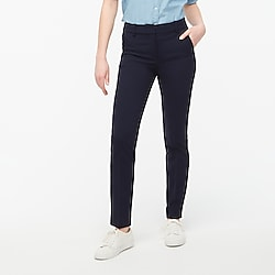 Full-length Ruby pant in stretch twill