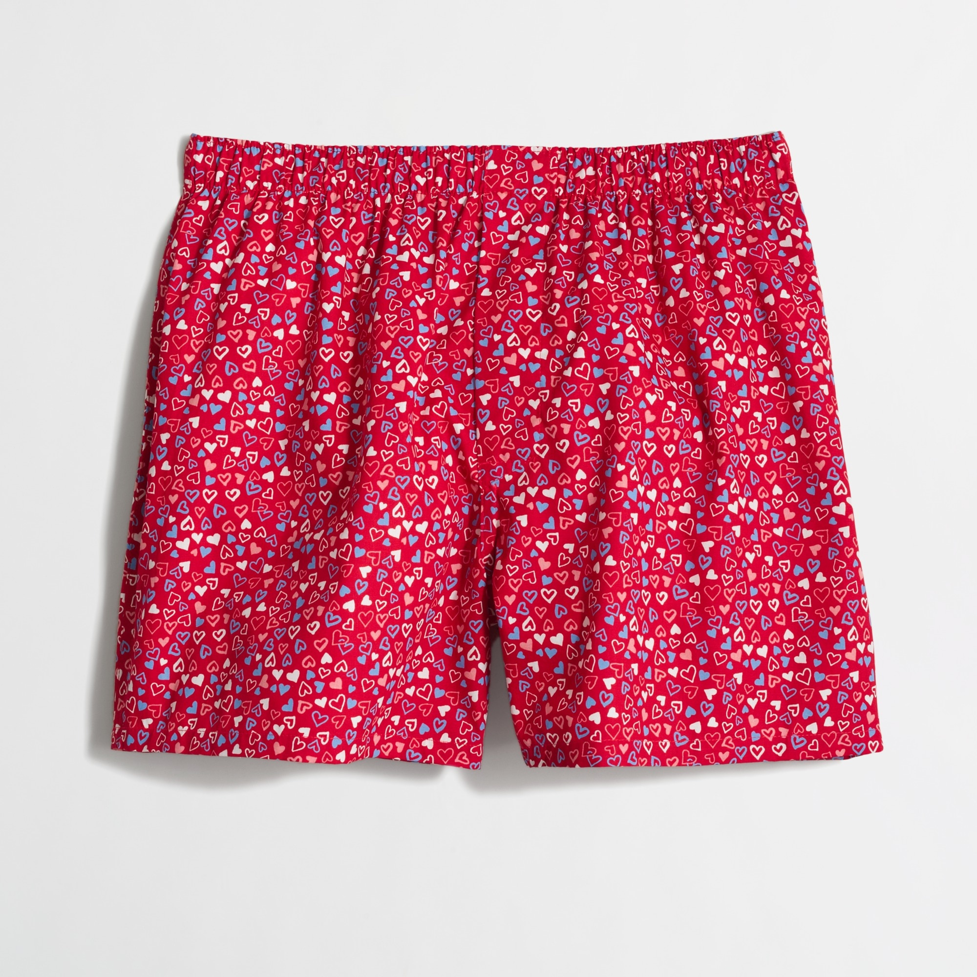 factory tossed hearts boxers : factorymen boxers