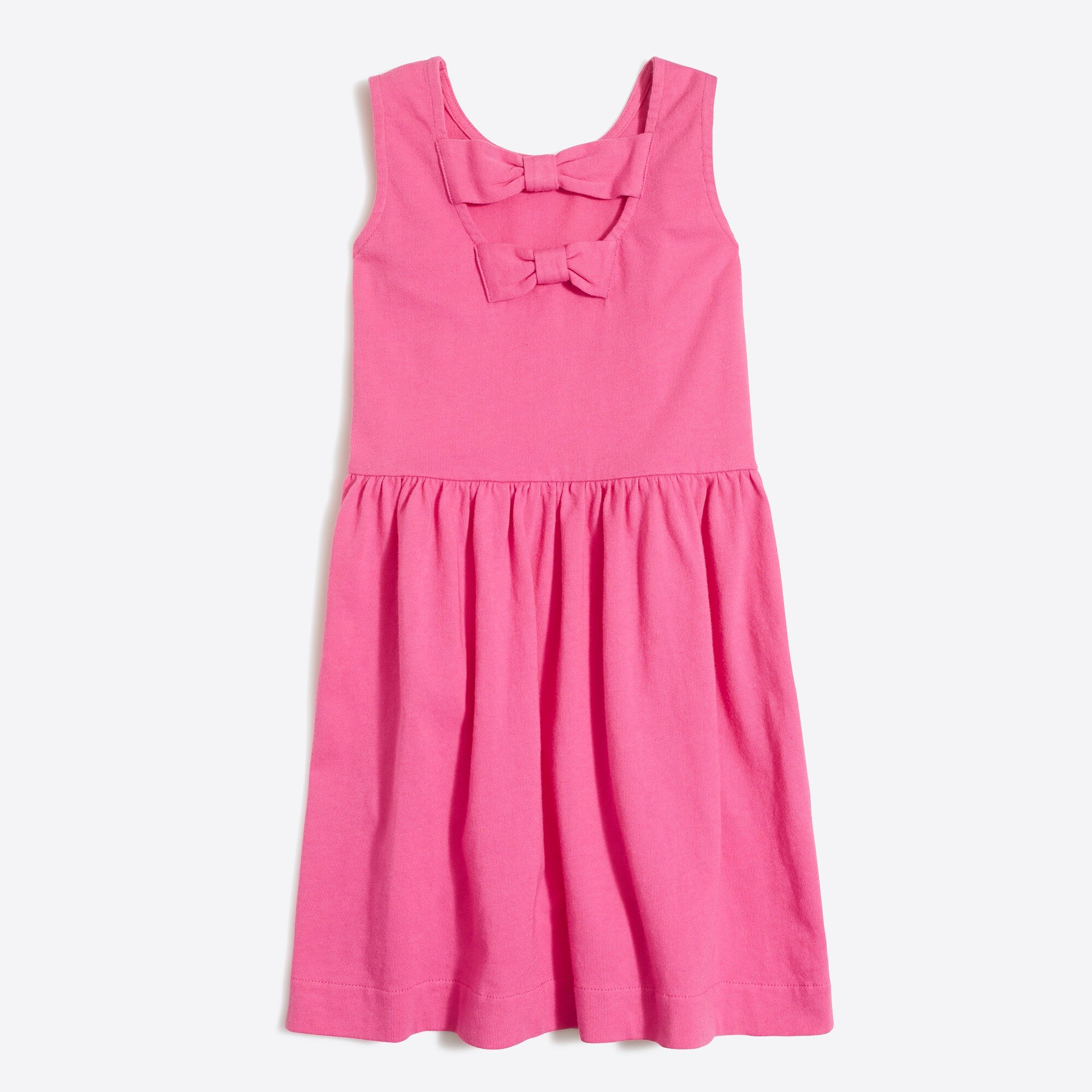 Image 2 for Girls' double-bowback dress