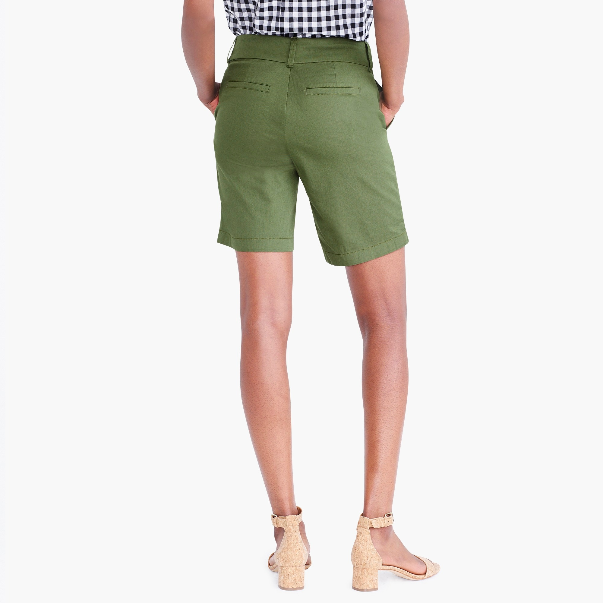 "Image 3 for 9"" Frankie Bermuda chino short"