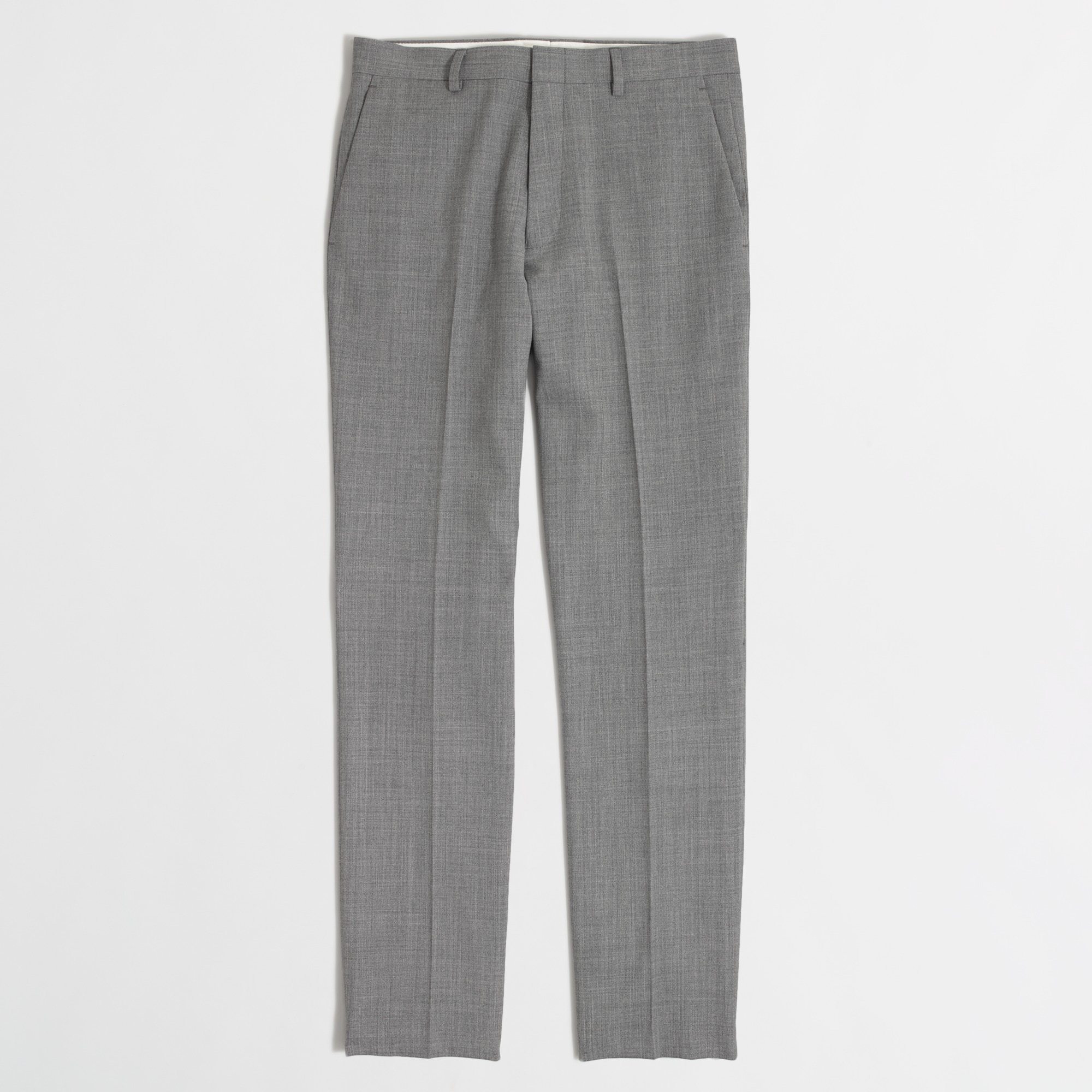 Image 2 for Classic-fit Thompson suit pant in Voyager wool