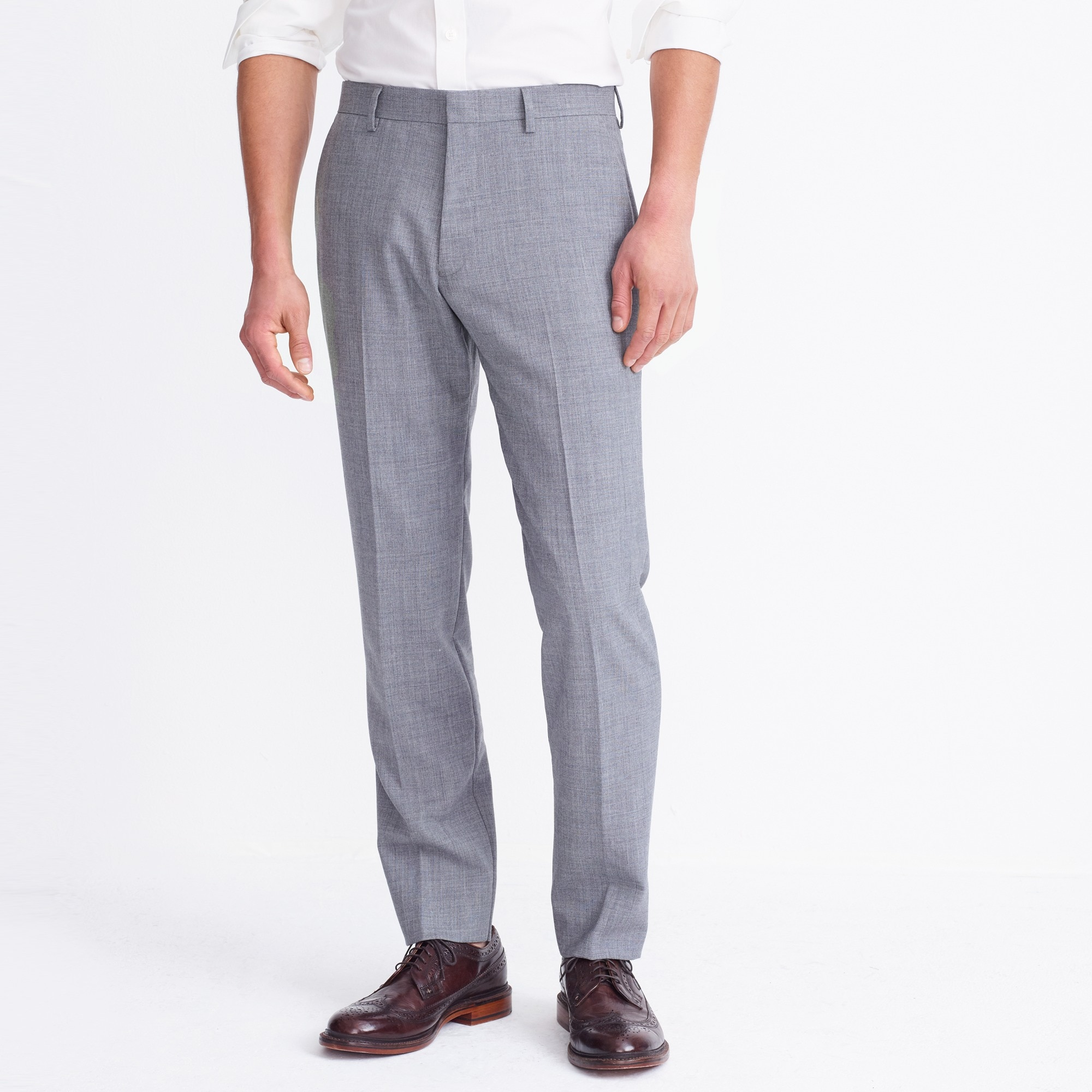 classic-fit thompson suit pant in voyager wool : factorymen suits