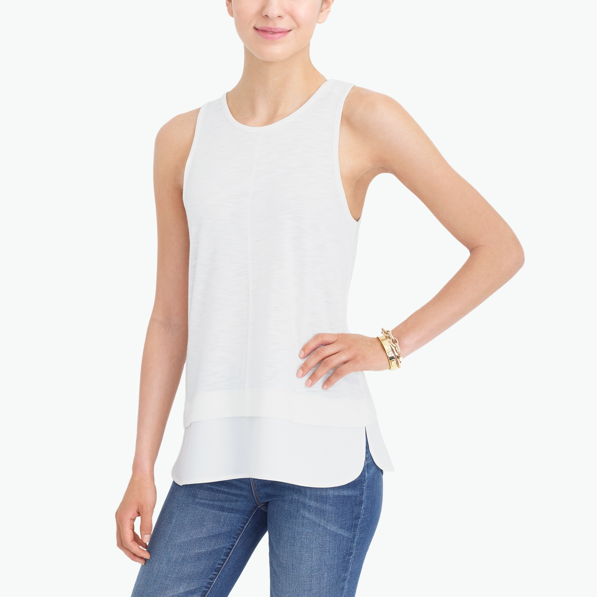 Tank Top Sleeveless