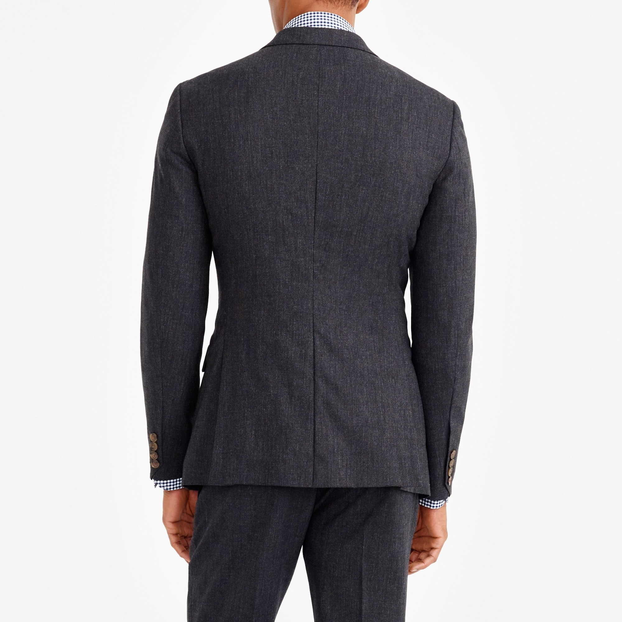 Image 4 for Thompson suit jacket in flex wool