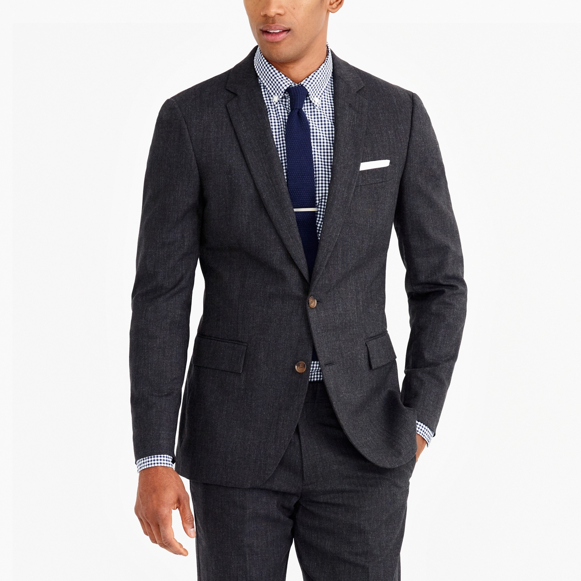 Image 1 for Thompson suit jacket in flex wool