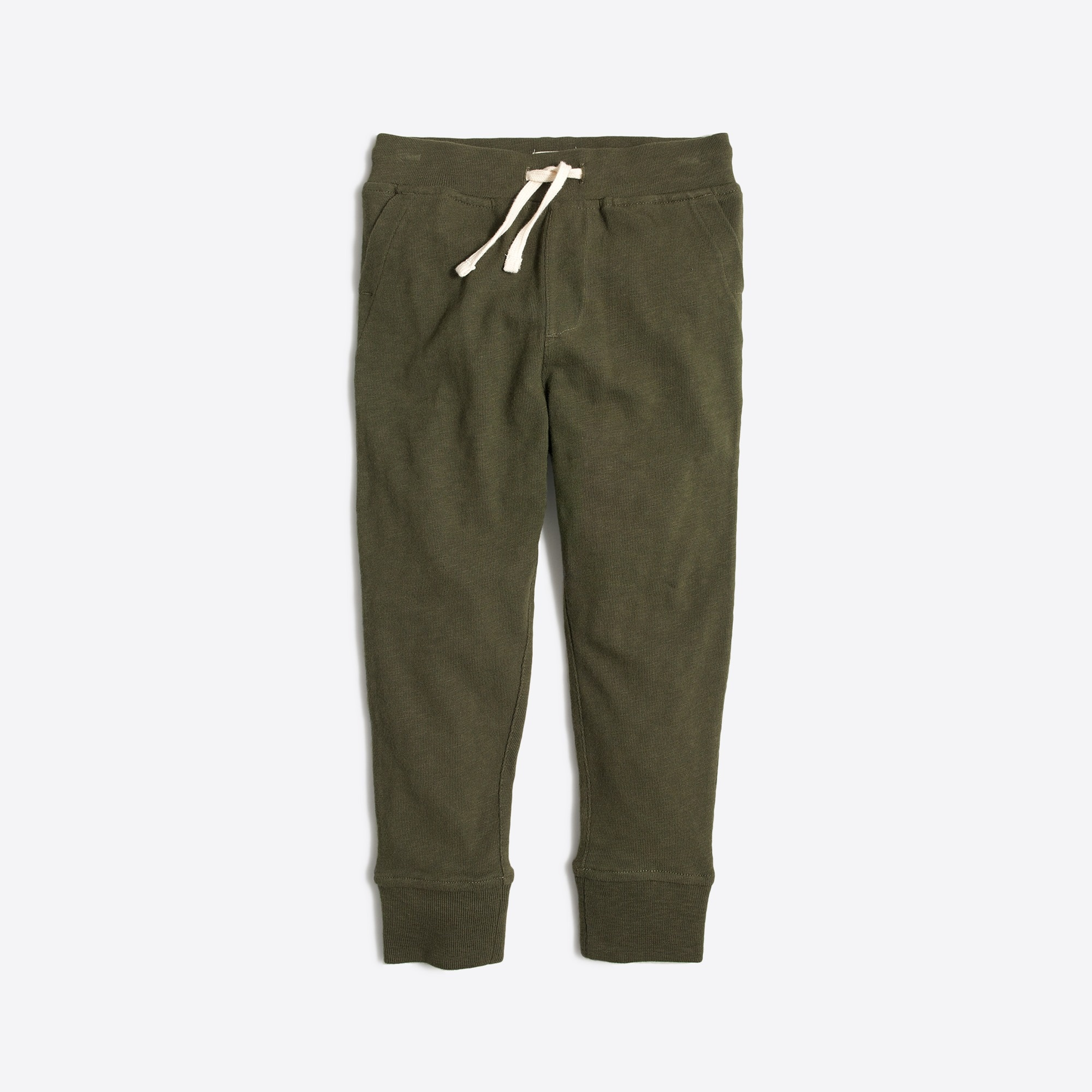 factory boys Boys' slim slouchy sweatpant