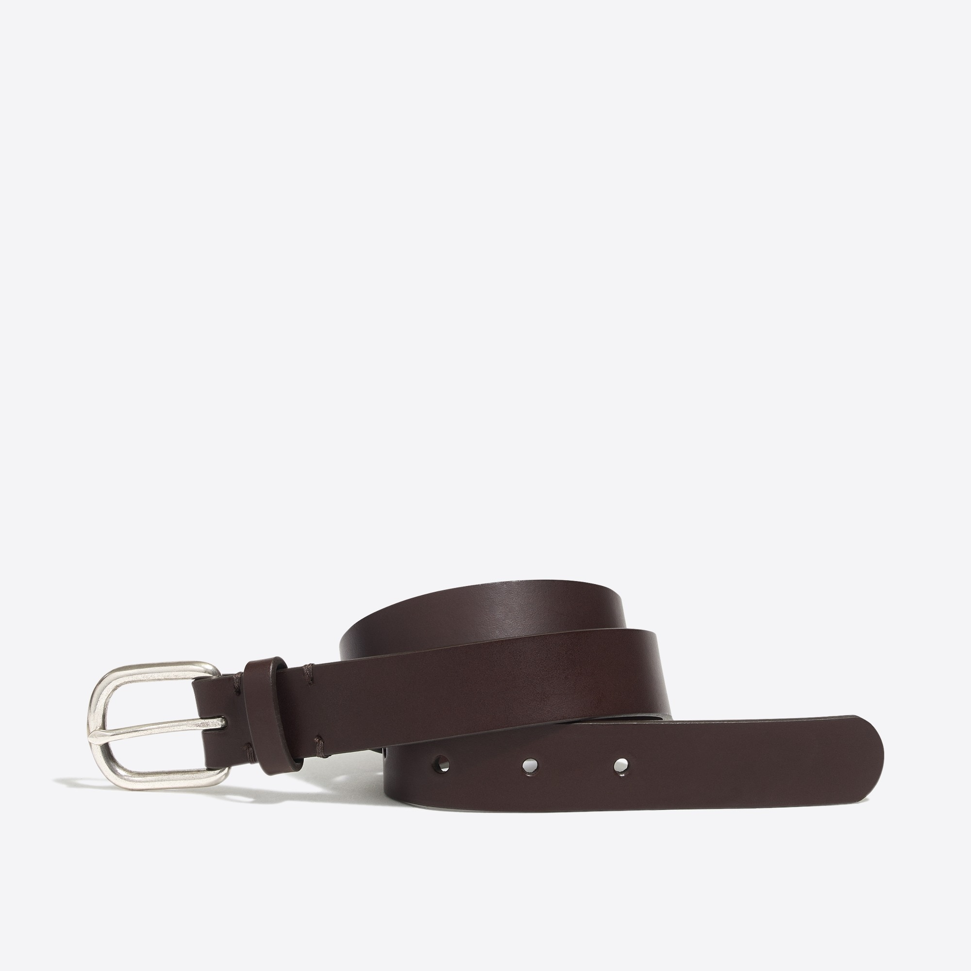 factory boys Boys' leather dress belt