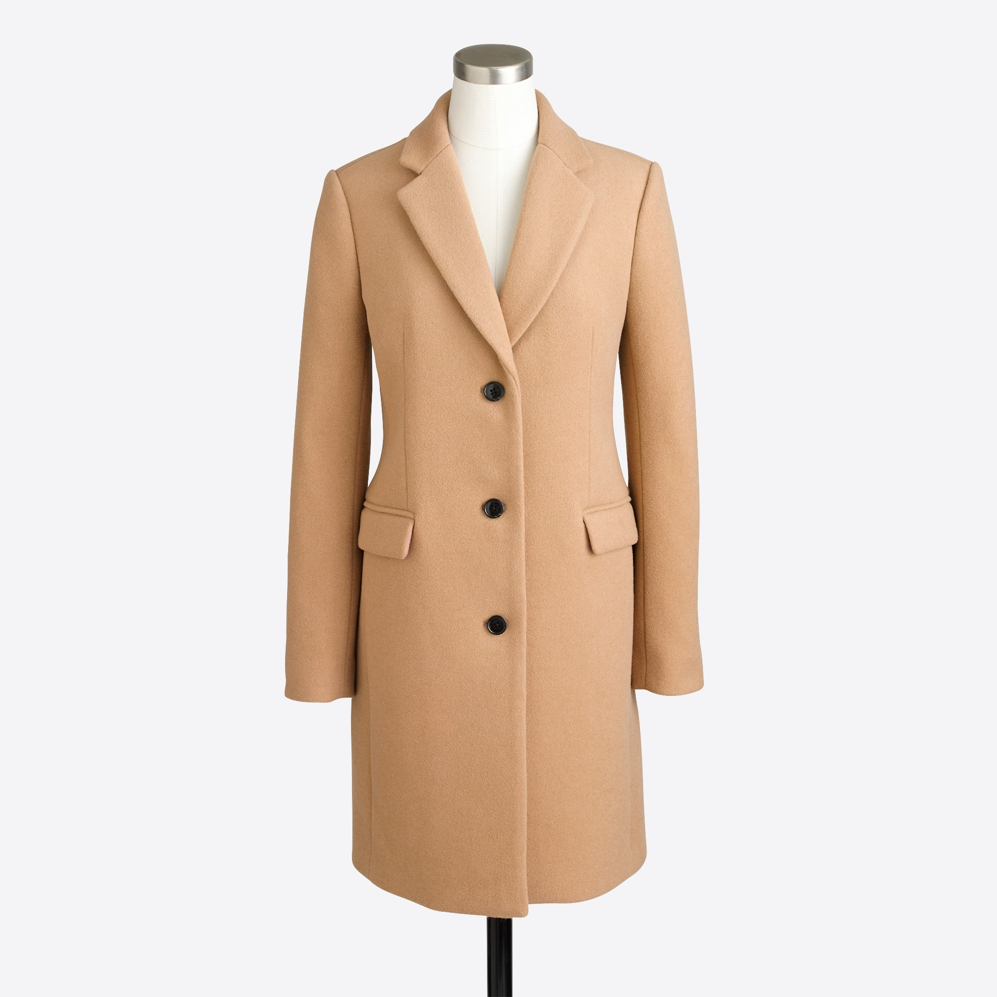 Image 2 for Wool topcoat