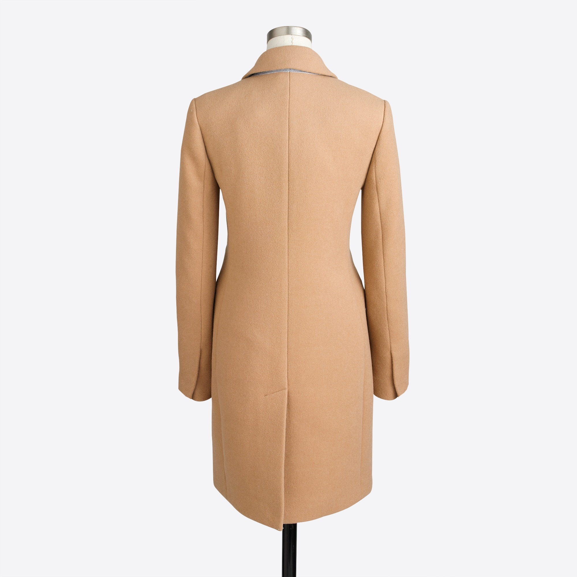 Image 3 for Wool topcoat